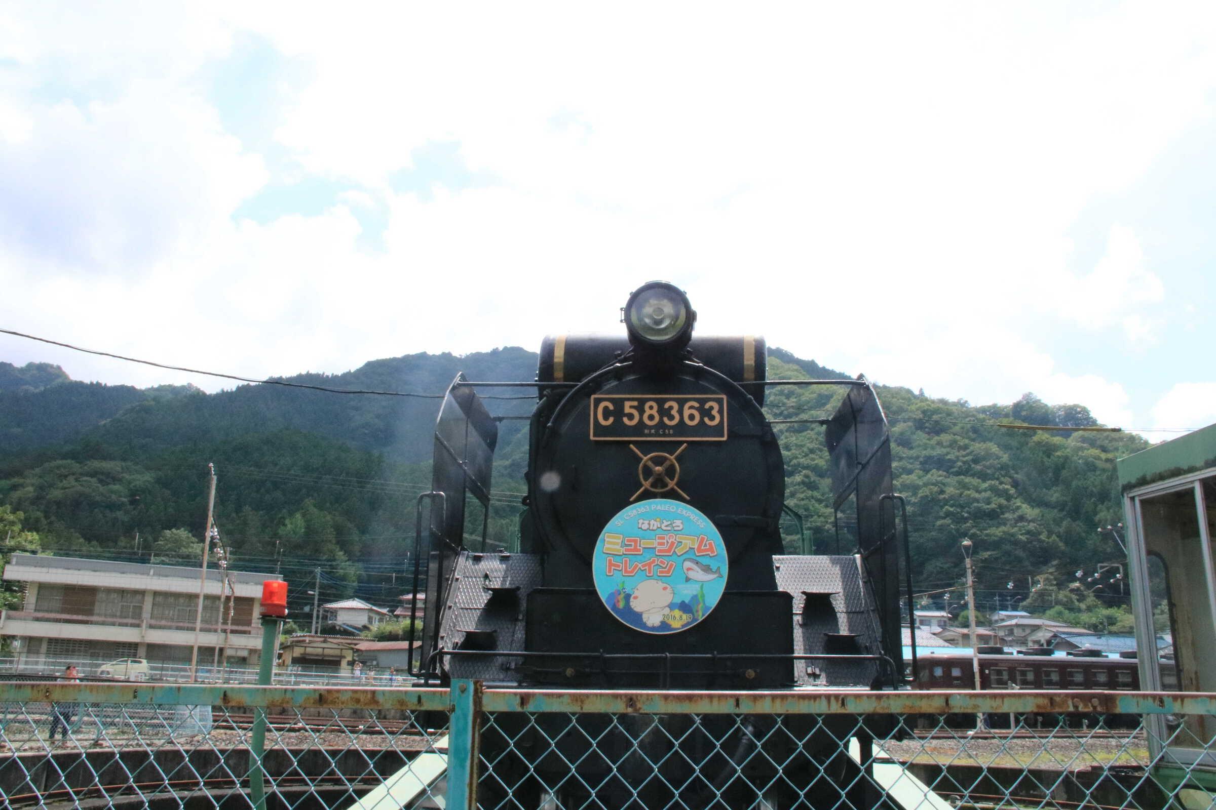C58363 転車