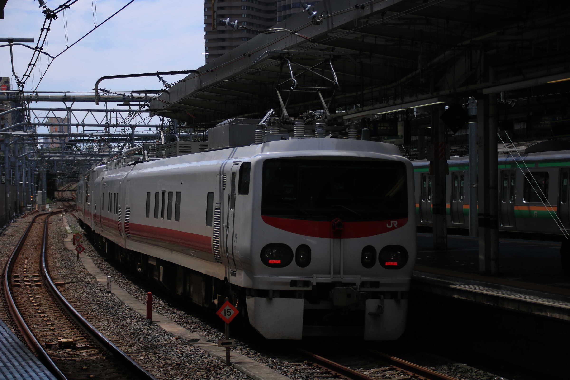"""試9765M E491系 """"East i-E""""+マヤ50-5001"""