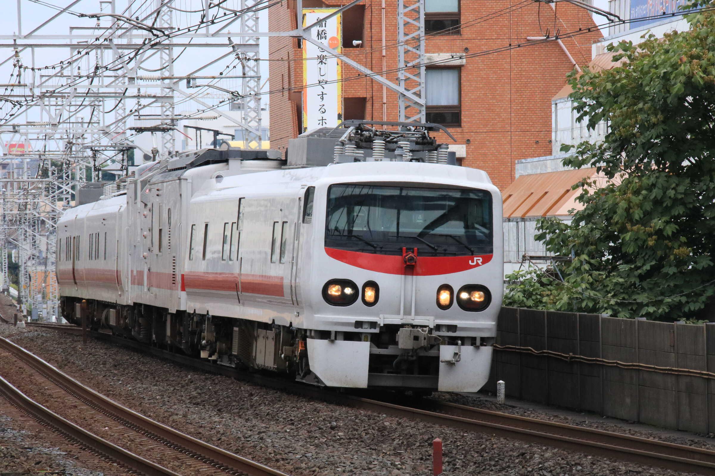 """試9181M E491系 """"East i-E"""