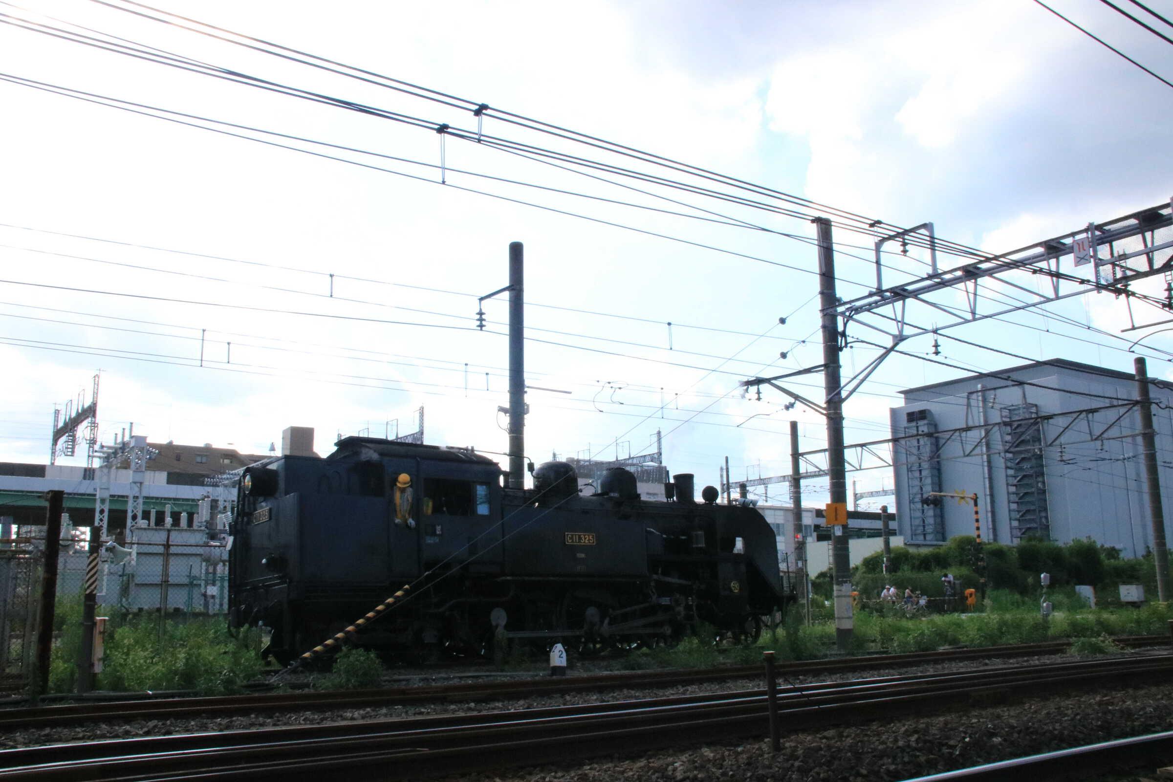 C11-325 OM構内試運転