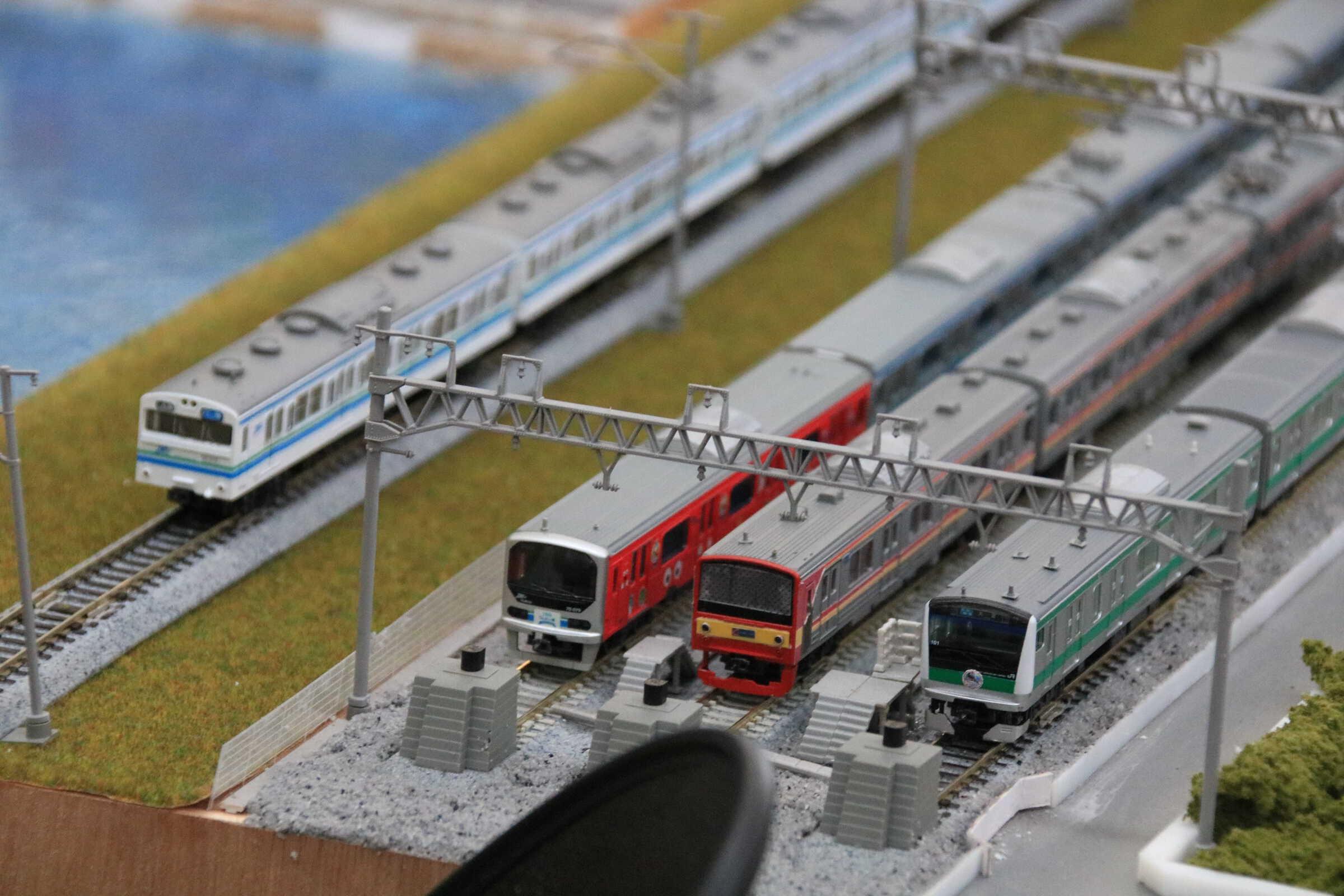 埼京線 205系 ジャカルタ仕様