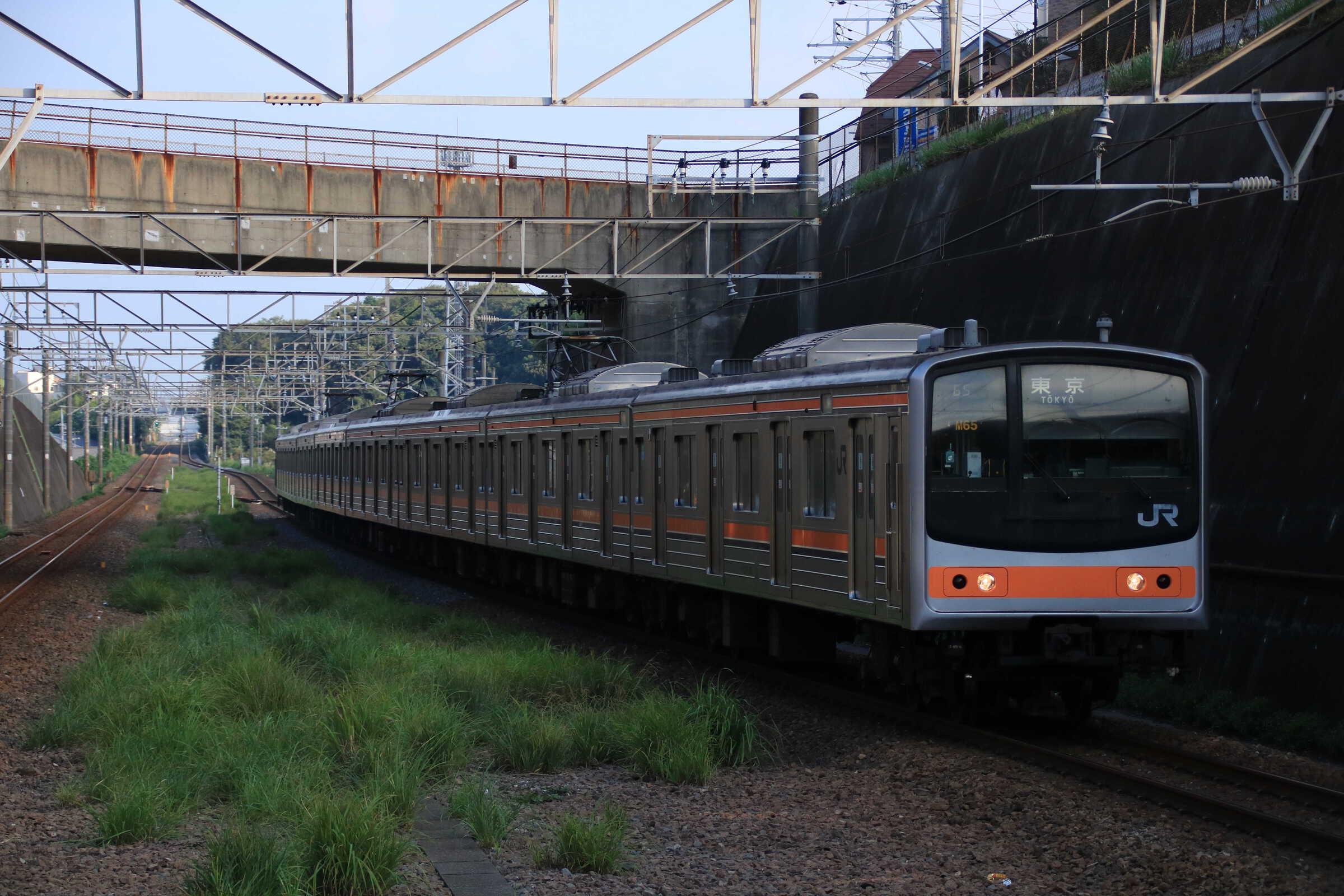 565E 205系 千ケヨM65編成