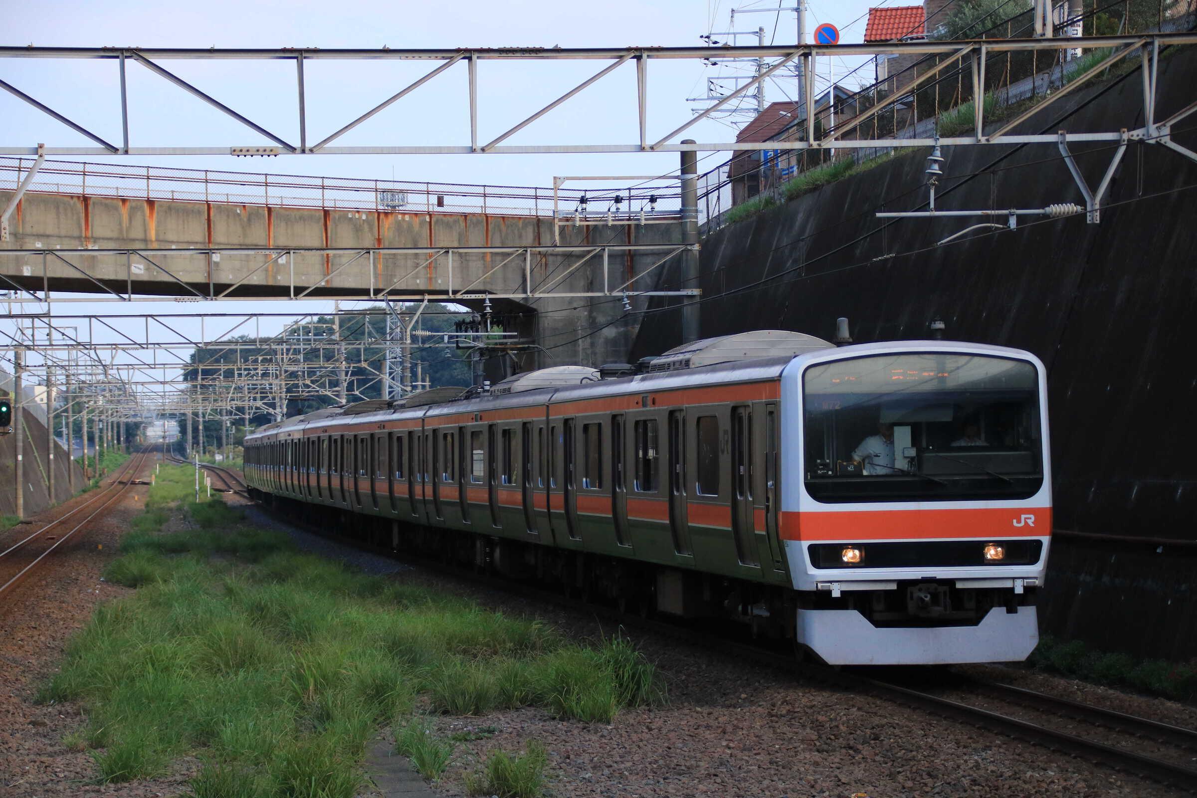647E 209系 千ケヨM72編成
