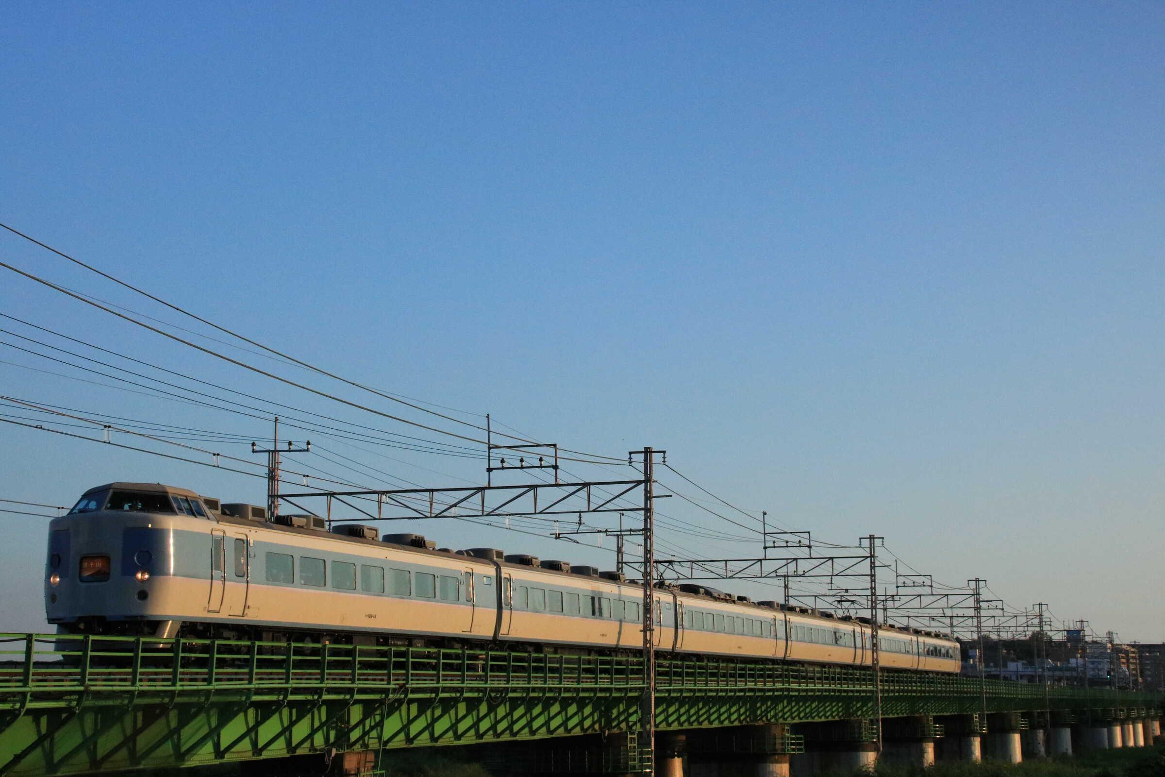 9570M ホリデー快速富士山2号 189系八トタM50編成