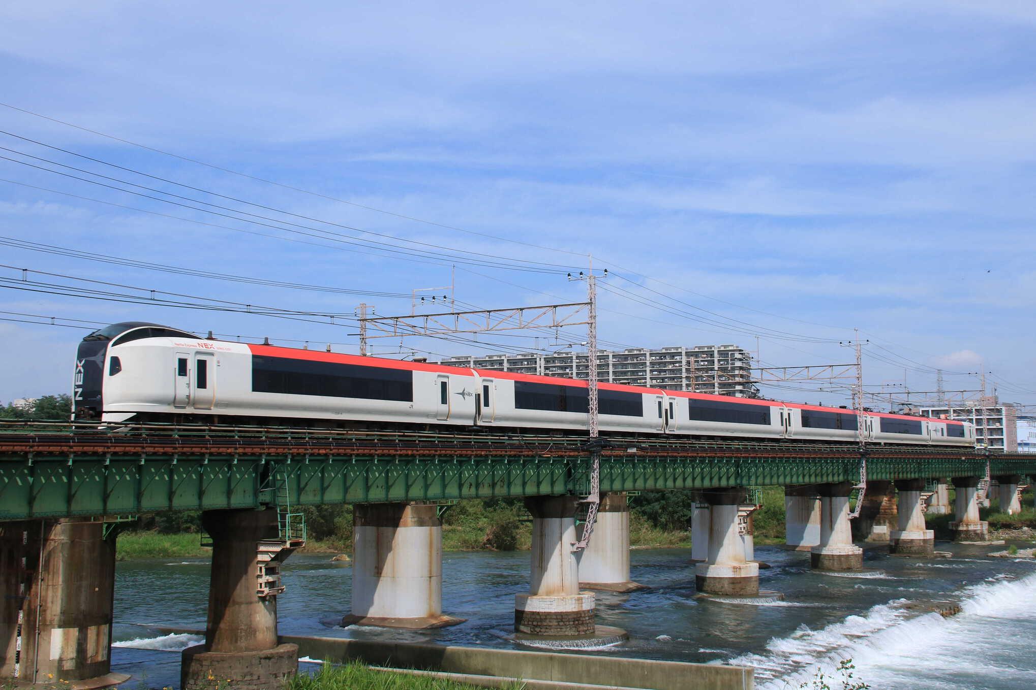 9208M 特急 成田エクスプレス8号 E259系 横クラNe015編成