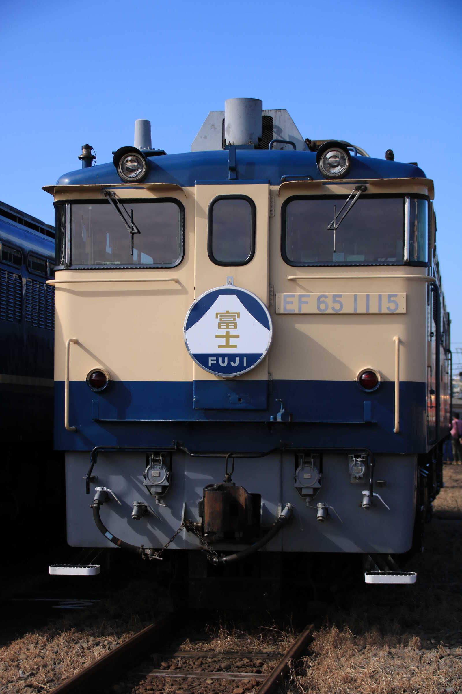 EF65-1115②[田] 富士ヘッドマーク