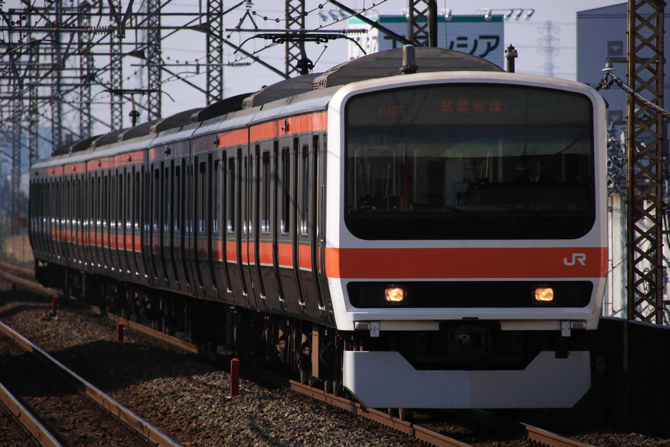 1169E 209系 千ケヨM71編成