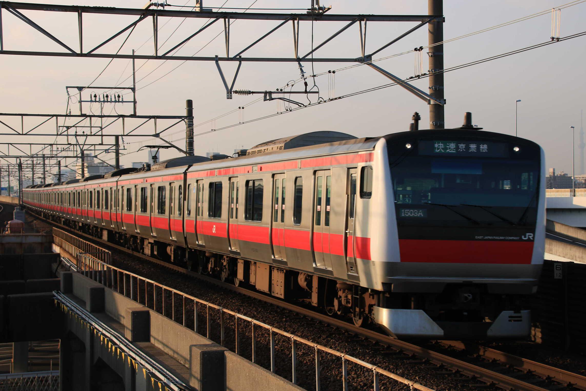 1503A E233系 千ケヨ520編成