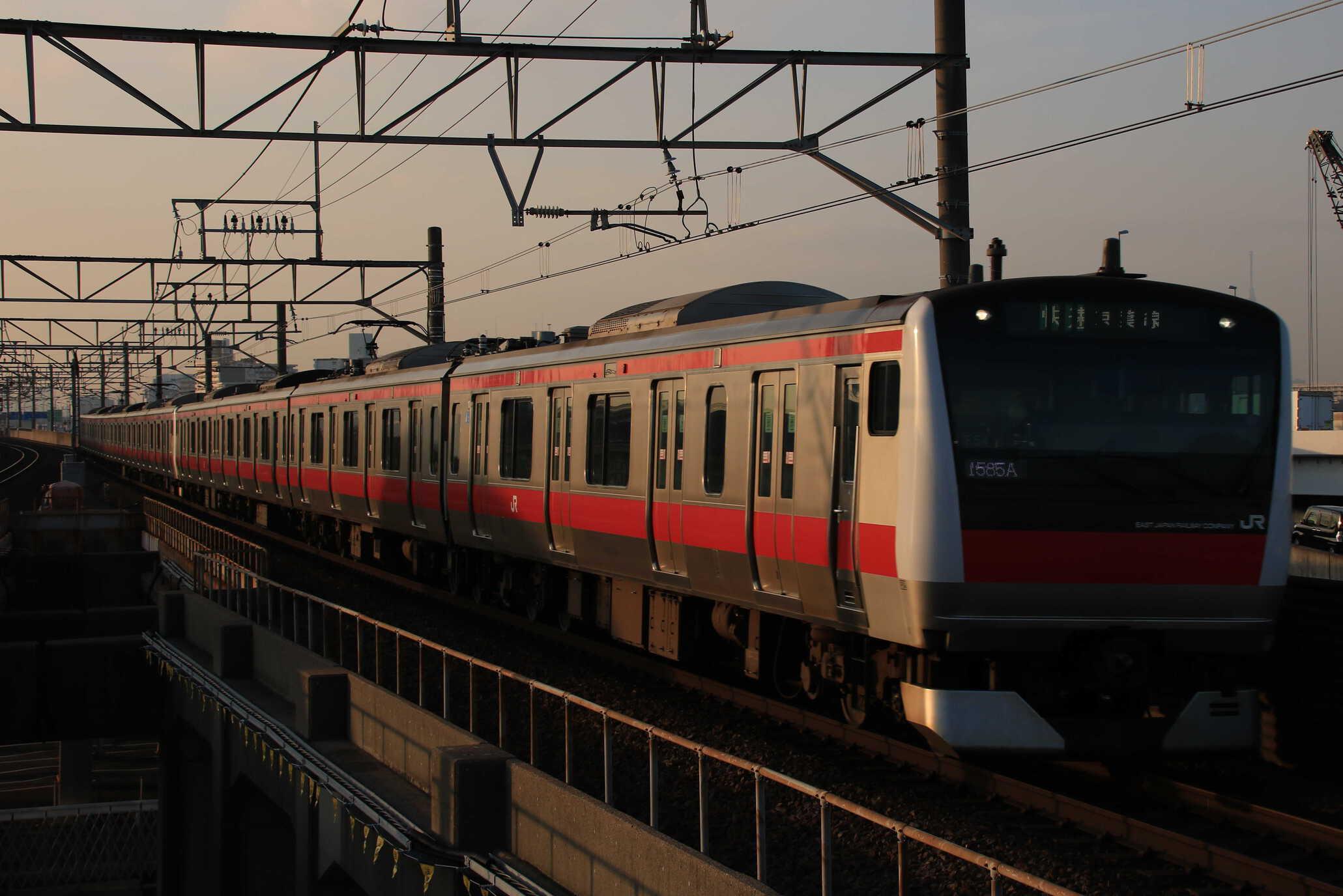 1585A E233系 千ケヨF54+ケヨ554