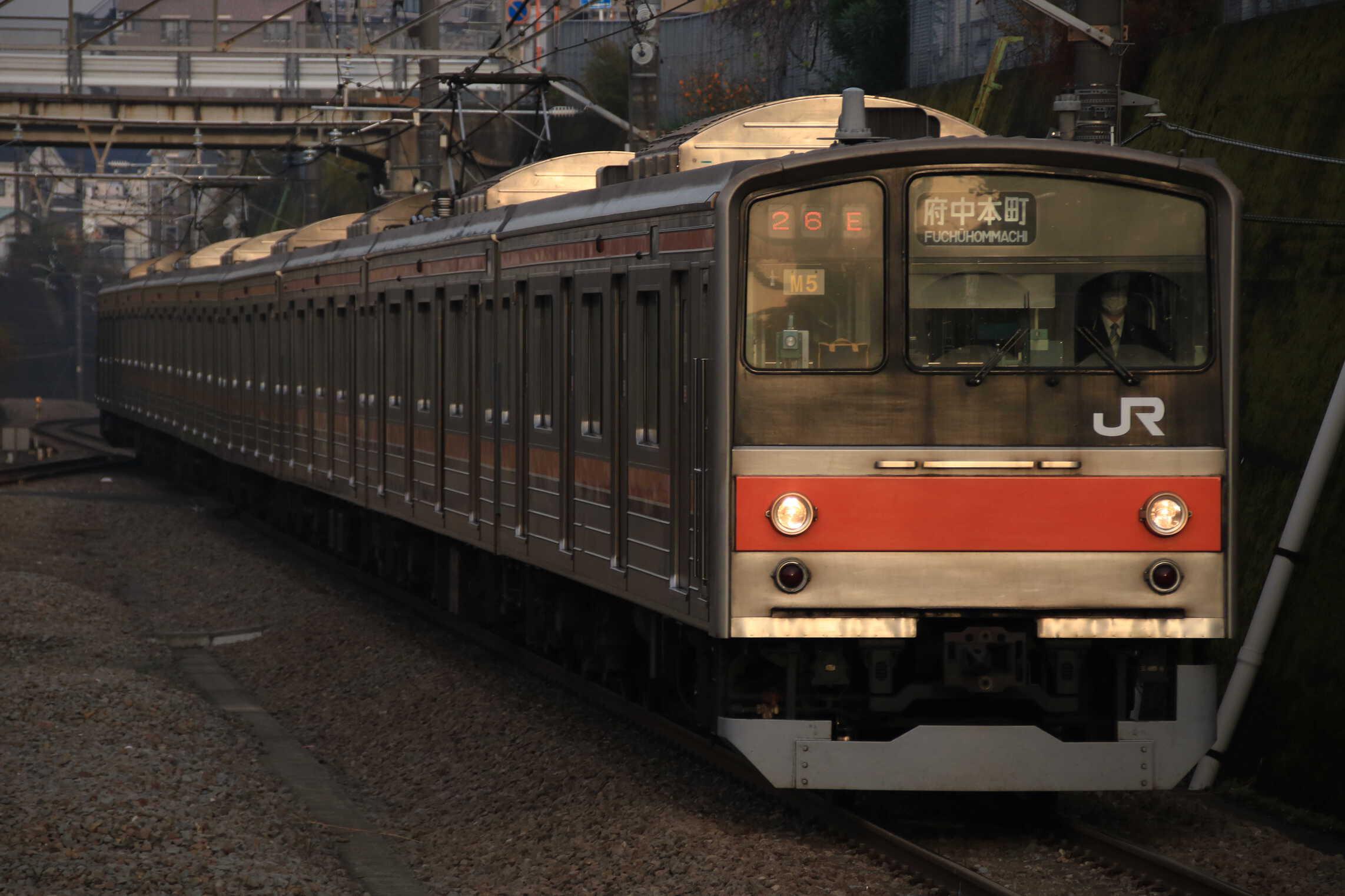 1426E 205系 千ケヨM5編成