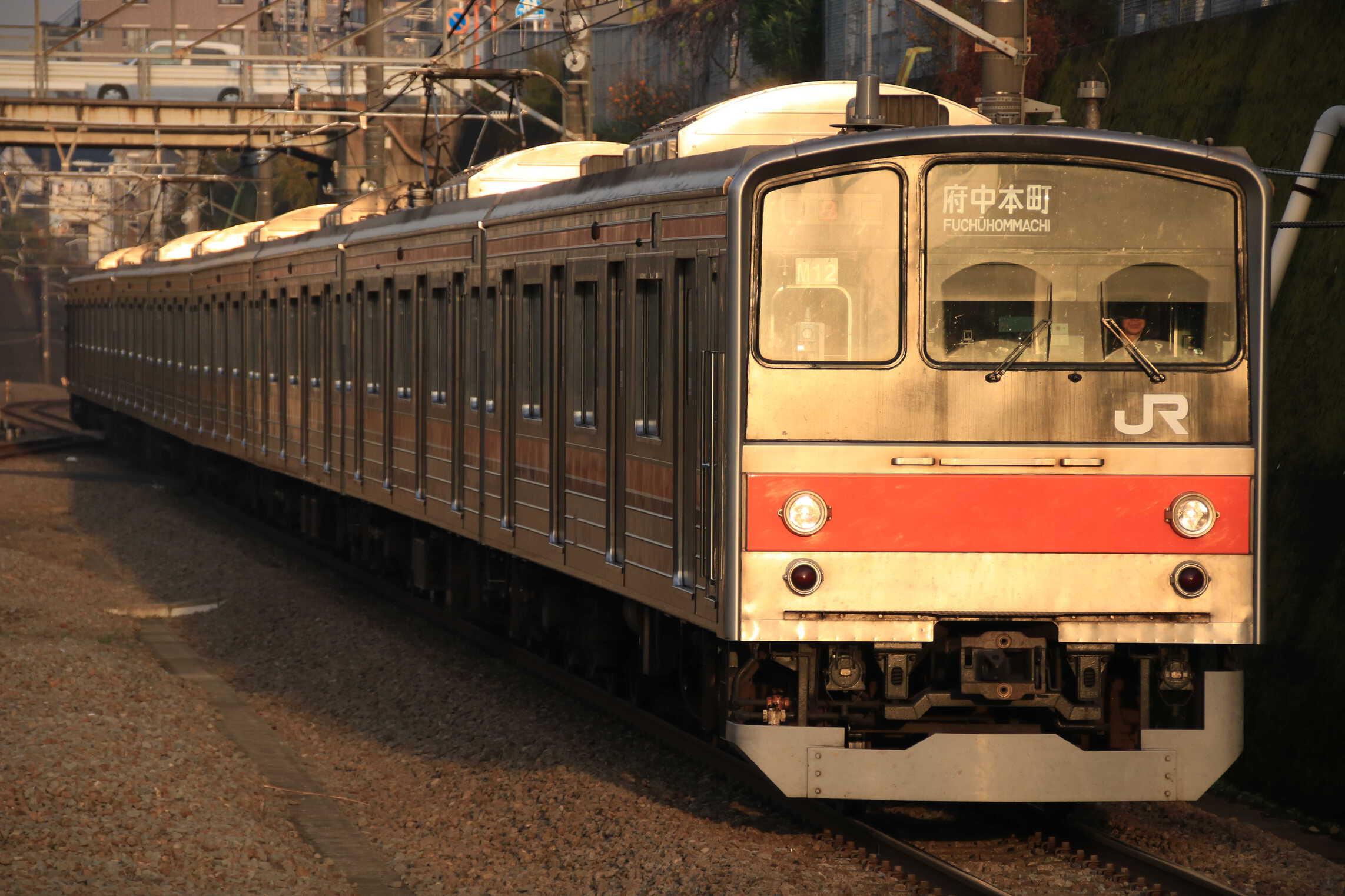 1408E 205系 千ケヨM12編成