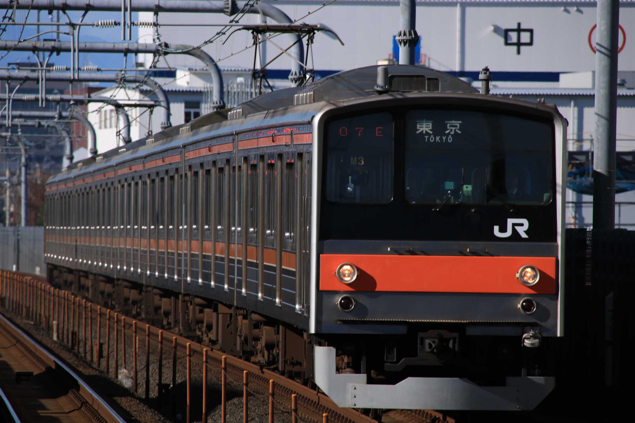 907E 205系 千ケヨM3編成