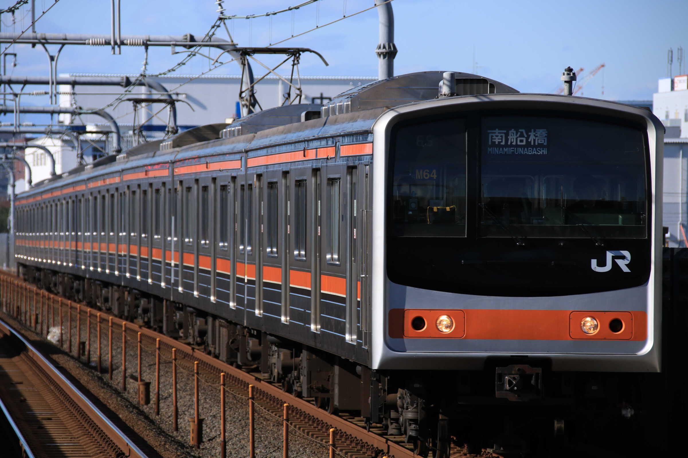 965E 205系 千ケヨM64編成