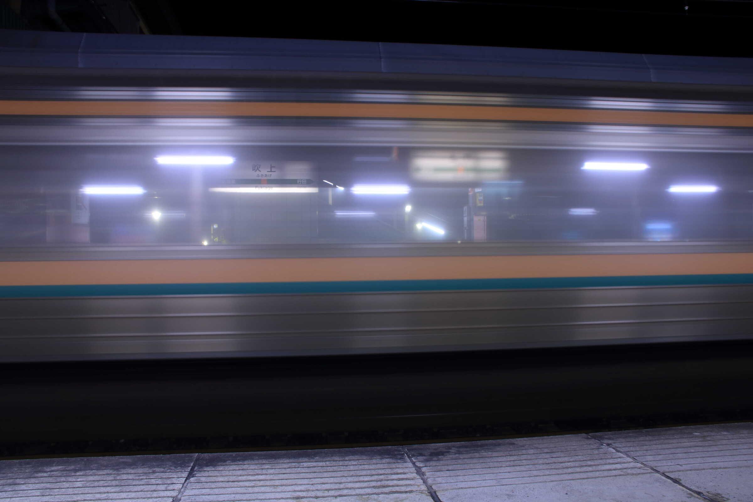 配9839列車 福島疎開返却配給 EF81-141①[長岡]+211系 高タカA8+A14編成
