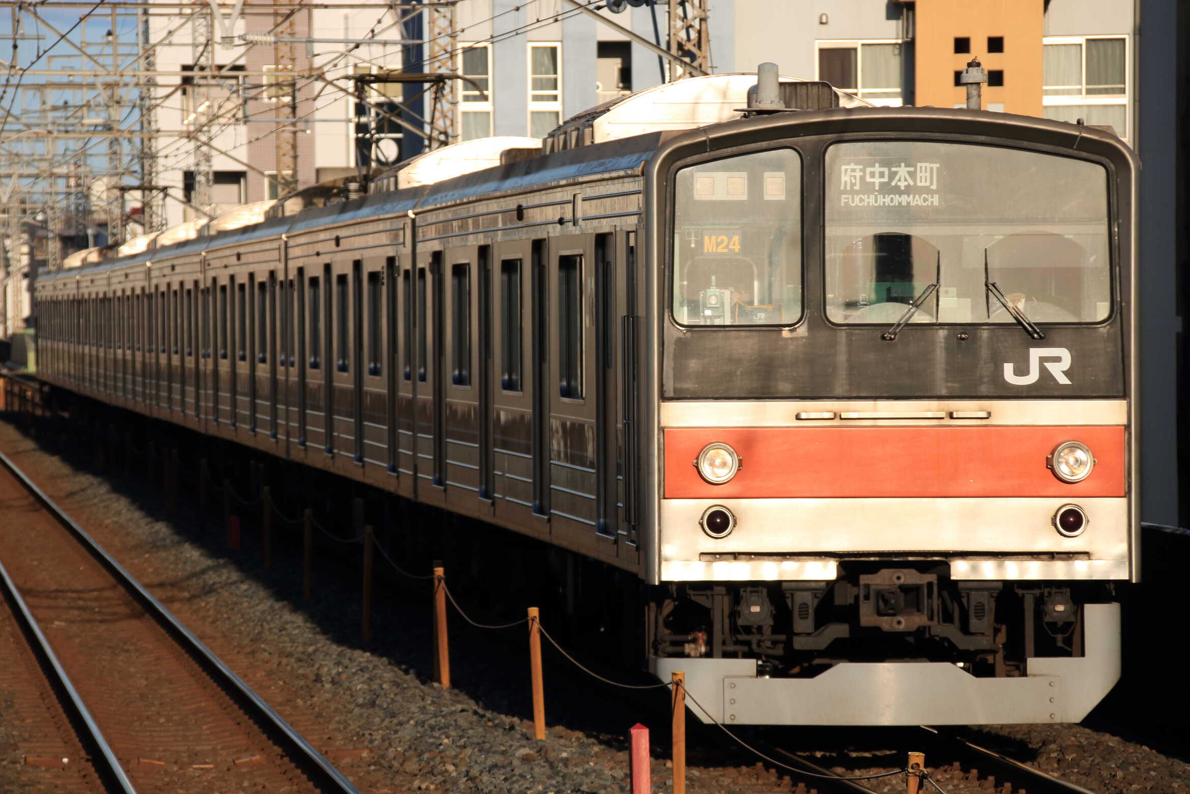 1426E 205系 千ケヨM24編成
