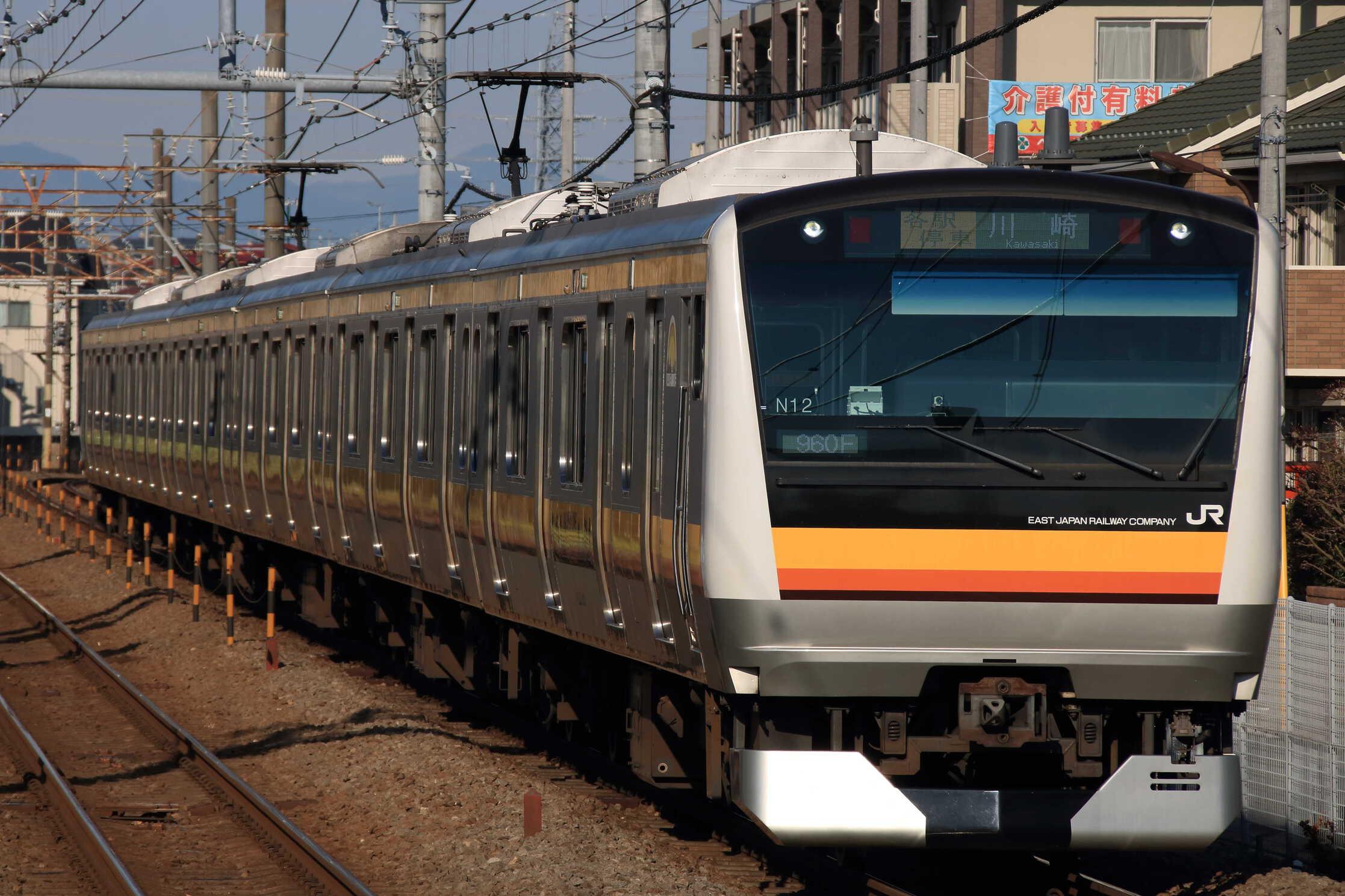 960F E233系 横ナハN12編成
