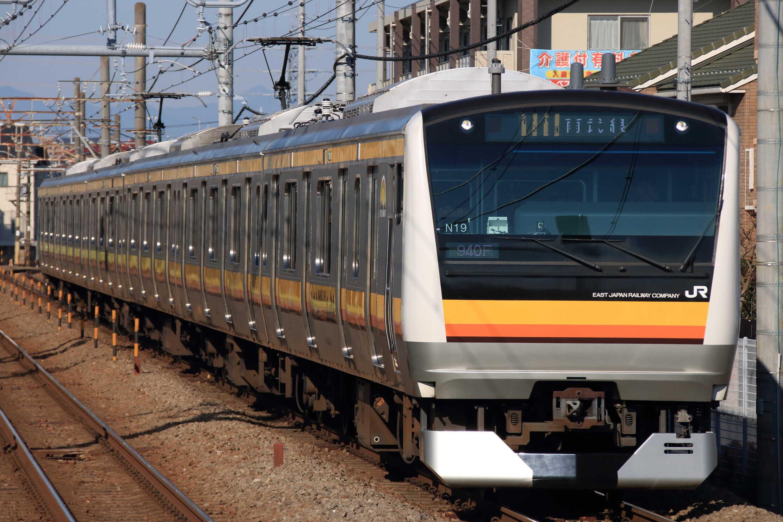 940F E233系 横ナハN19編成