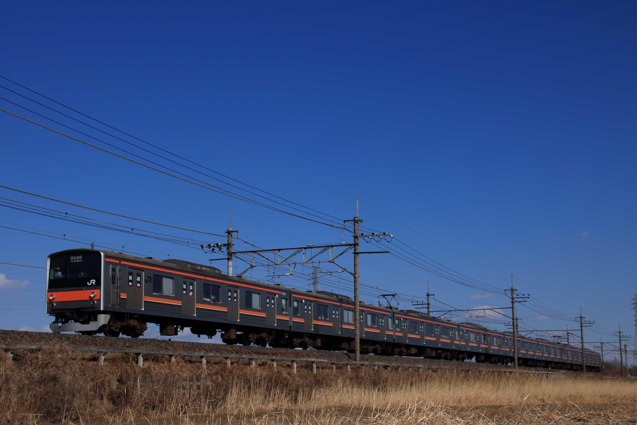 1106E 205系 千ケヨM6編成