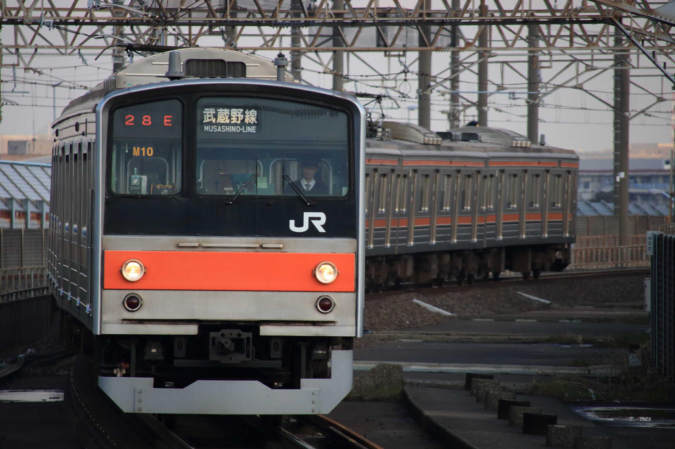 1628E 205系 千ケヨM10編成