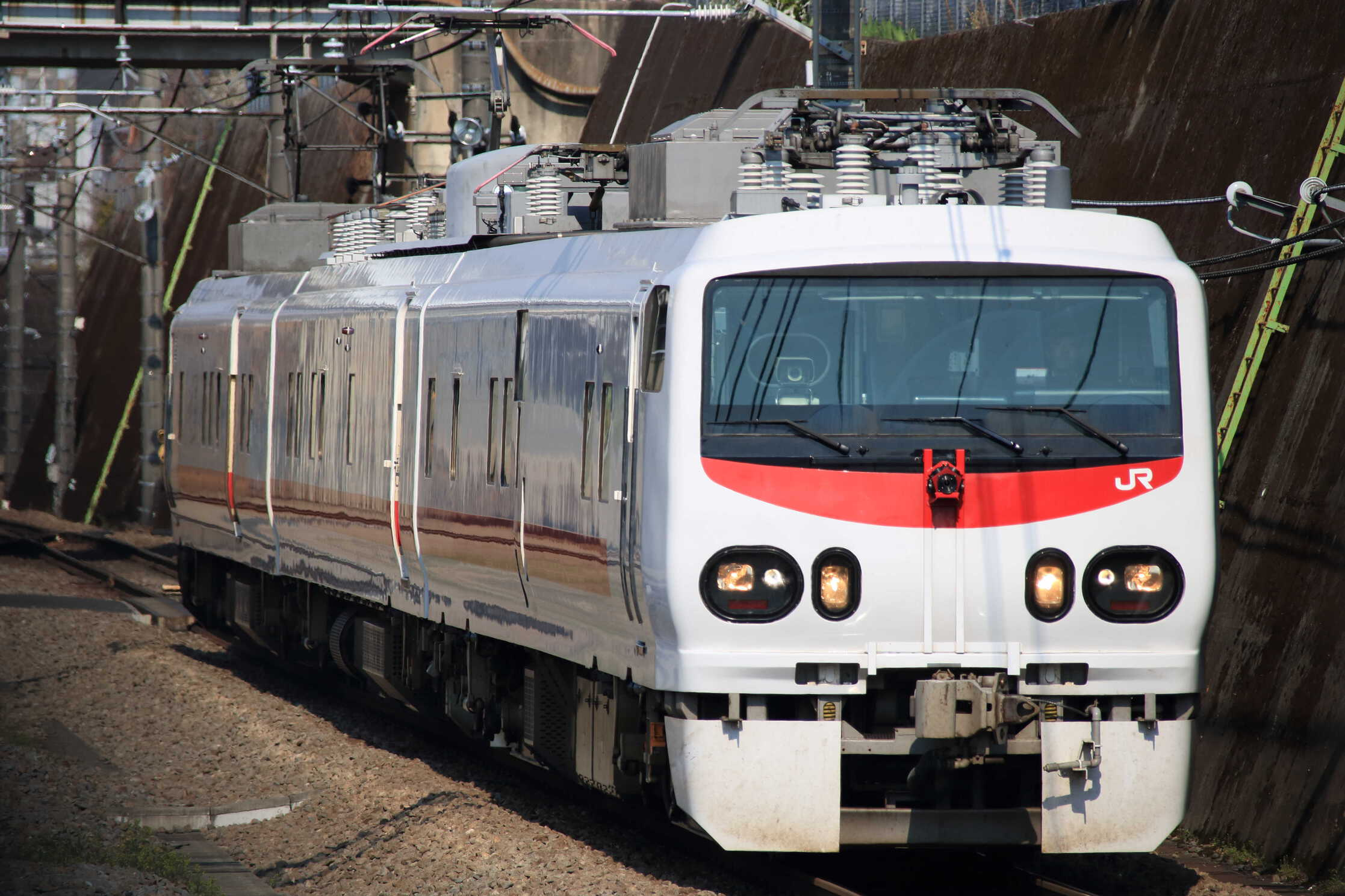 試9092M E491系 水カツ車