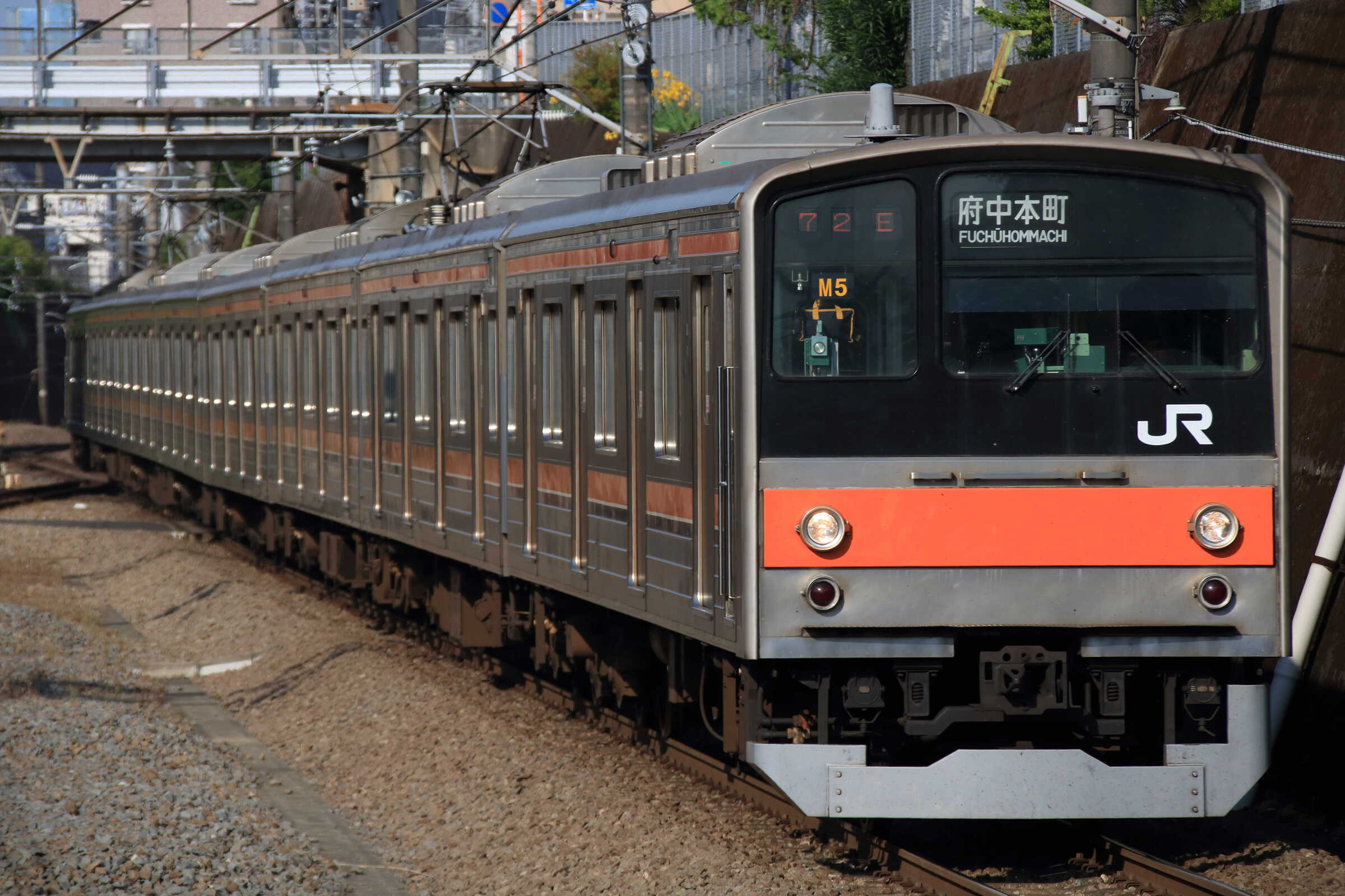 1472E 205系 千ケヨM5編成