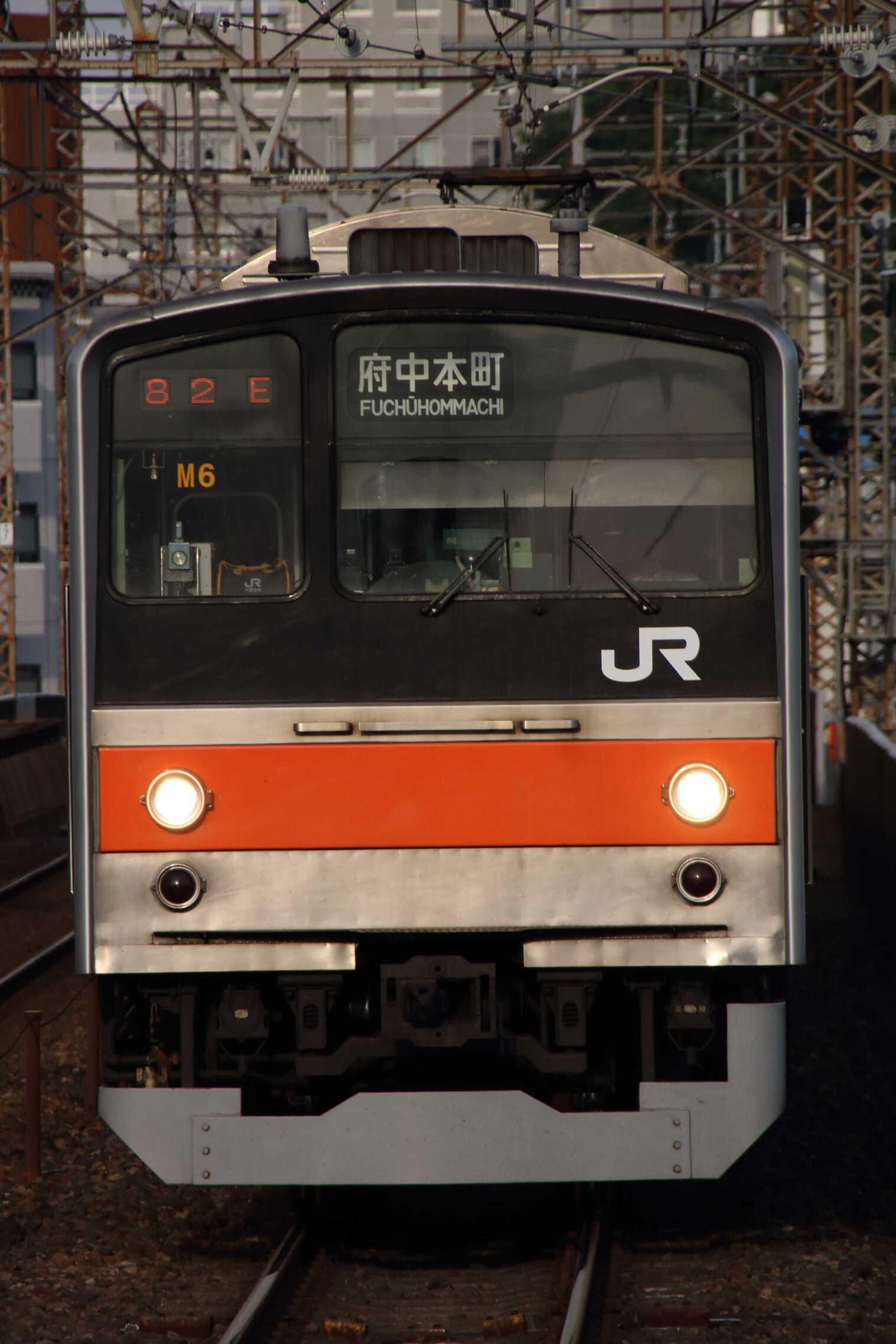 1582E 205系 千ケヨM6編成