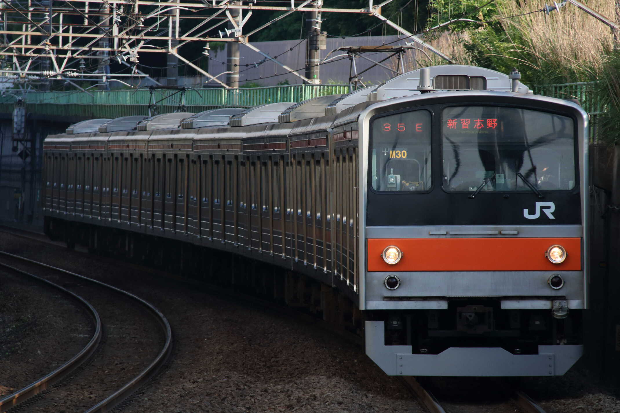 1635E 205系 千ケヨM30編成