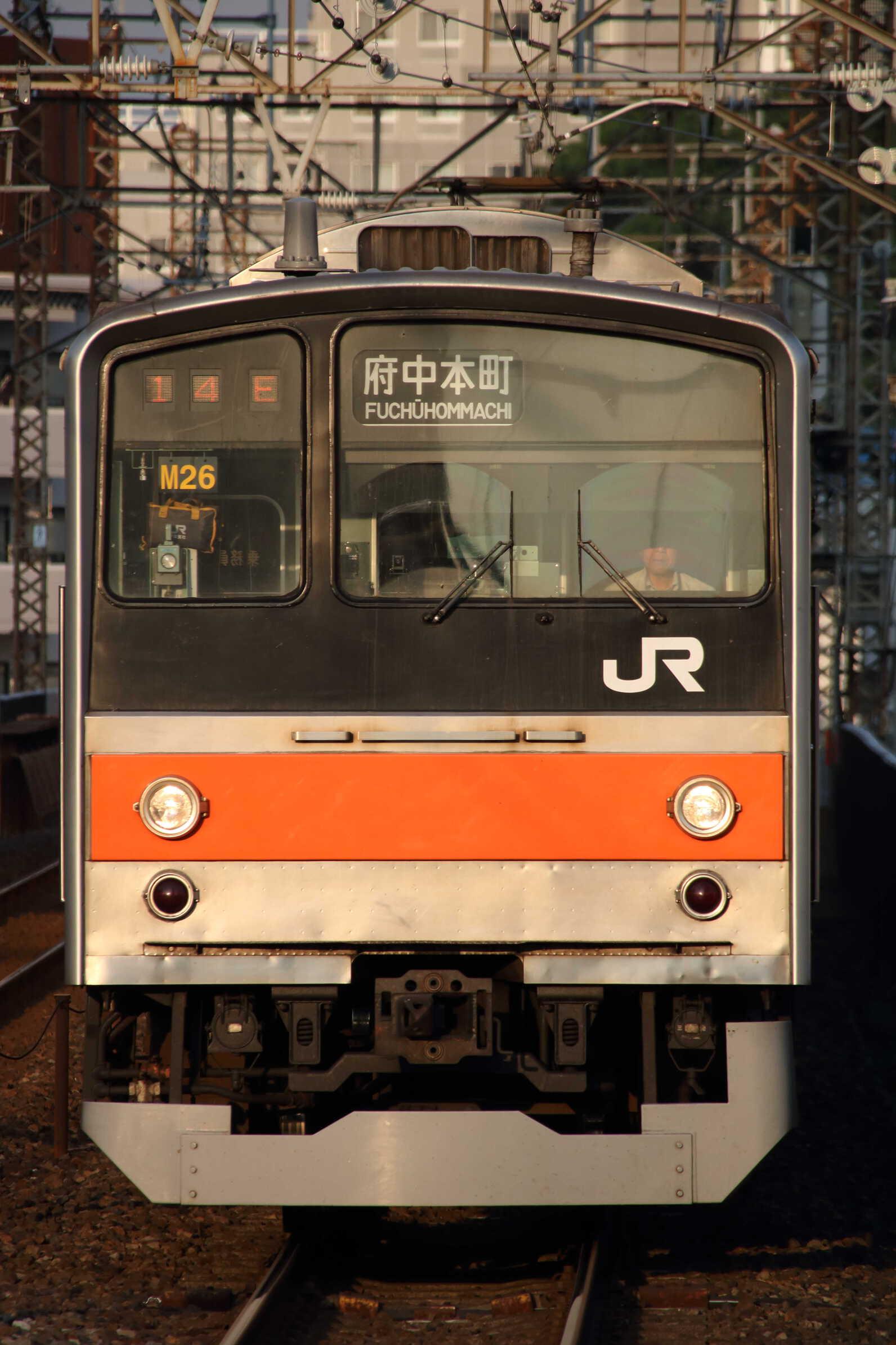 1614E 205系 千ケヨM26編成