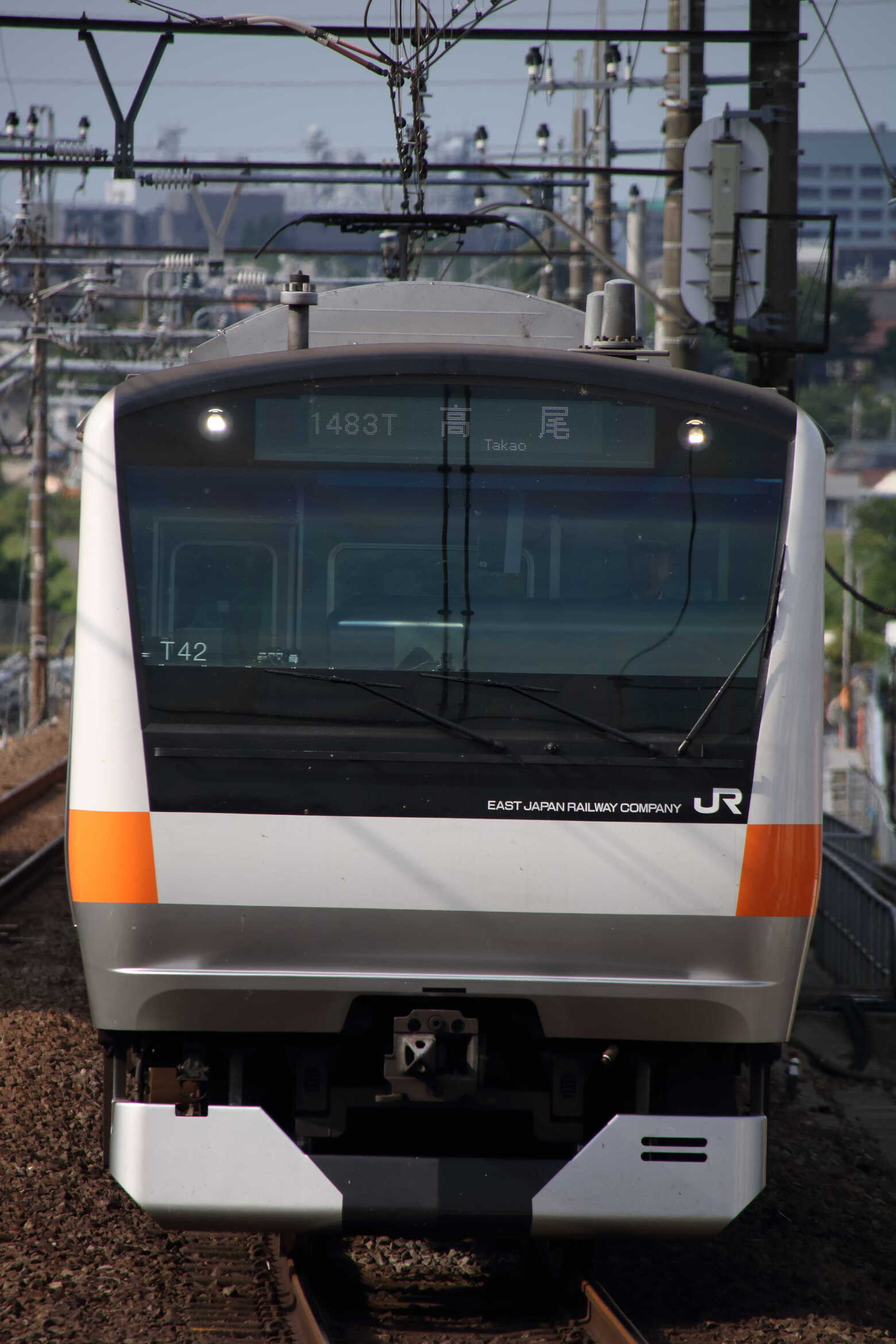 1483T E233系 八トタT42編成