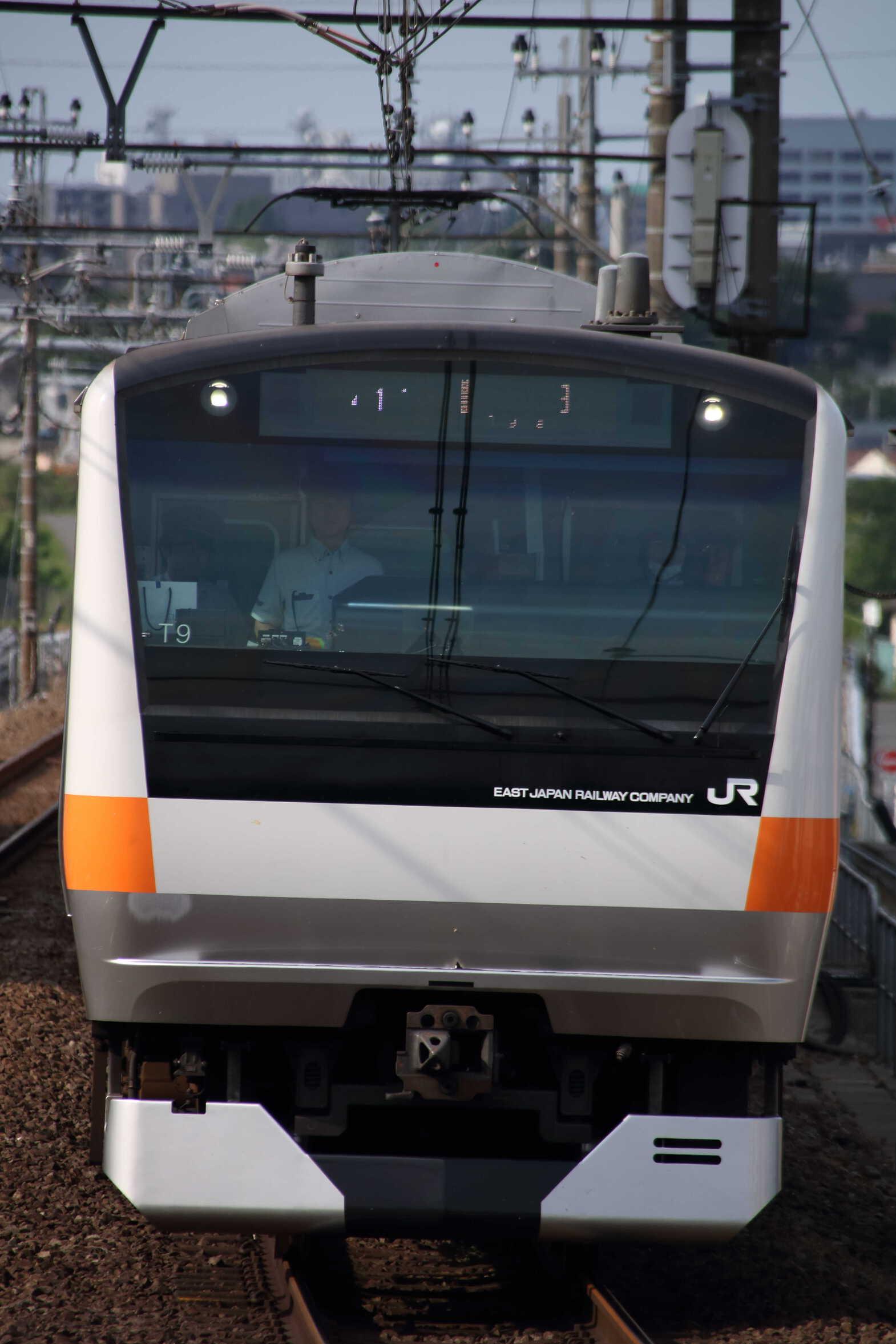 1441T E233系 八トタT9編成