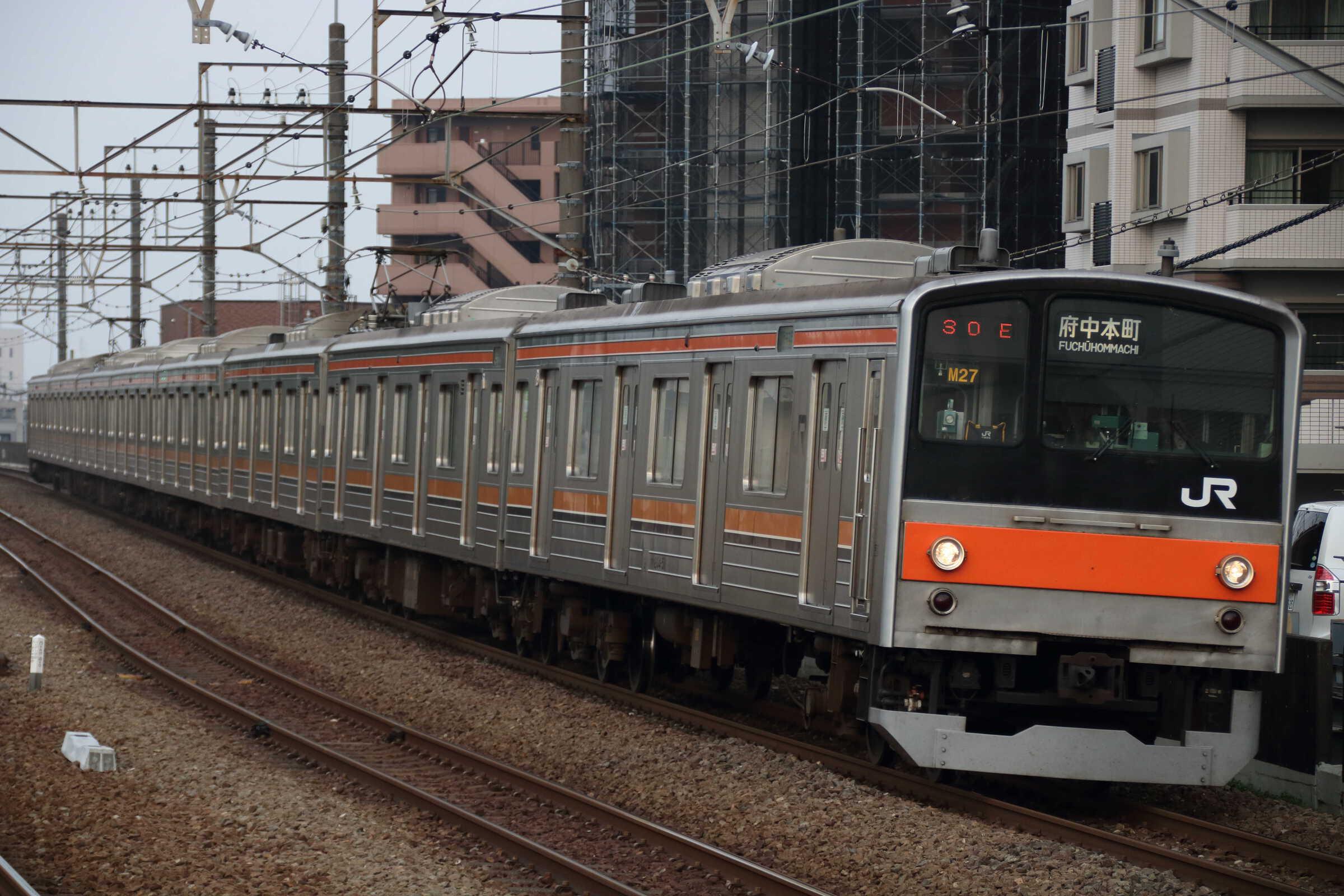 1630E 205系 千ケヨM27編成