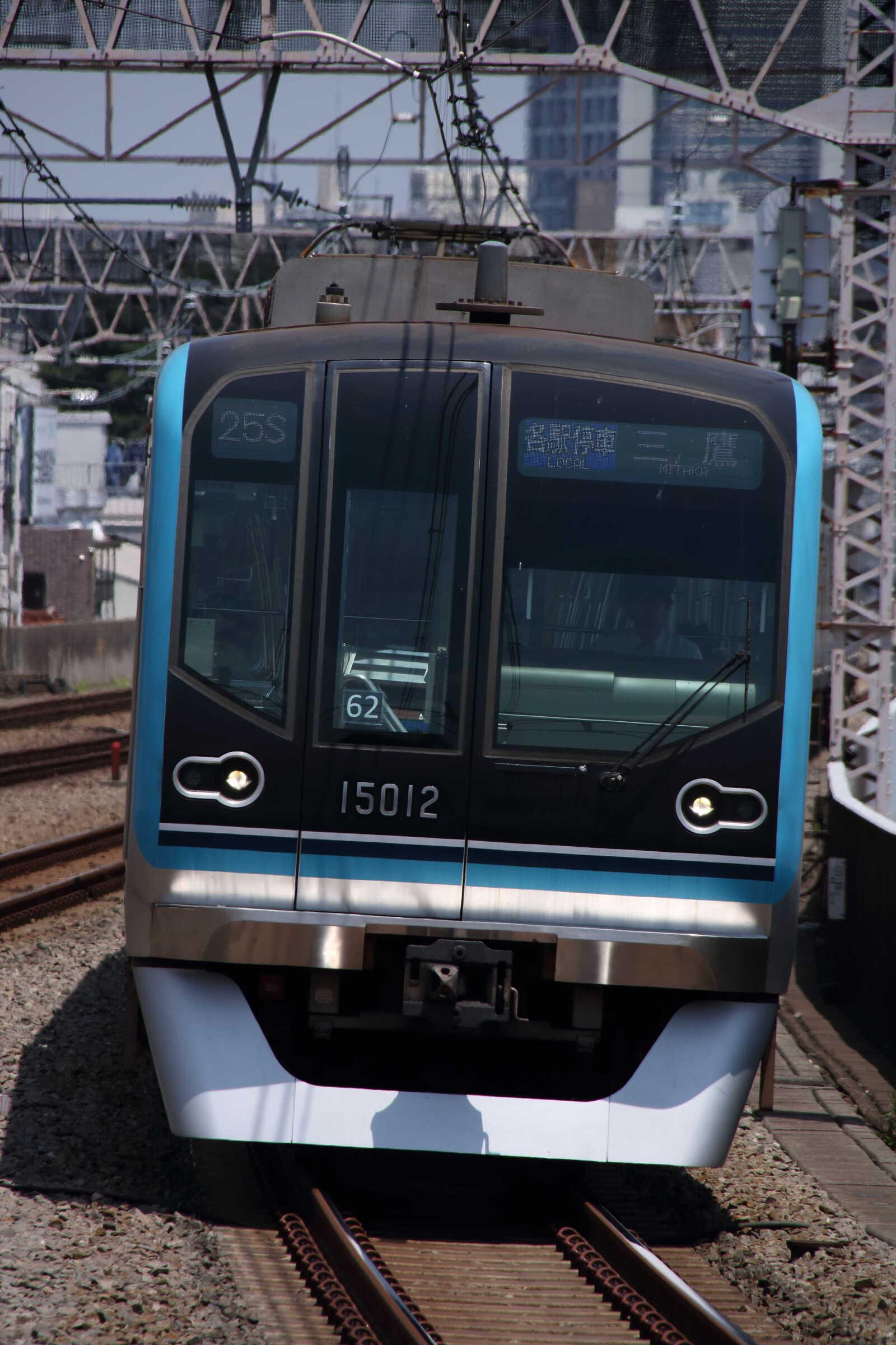 1125Y 東京メトロ15000系 62F