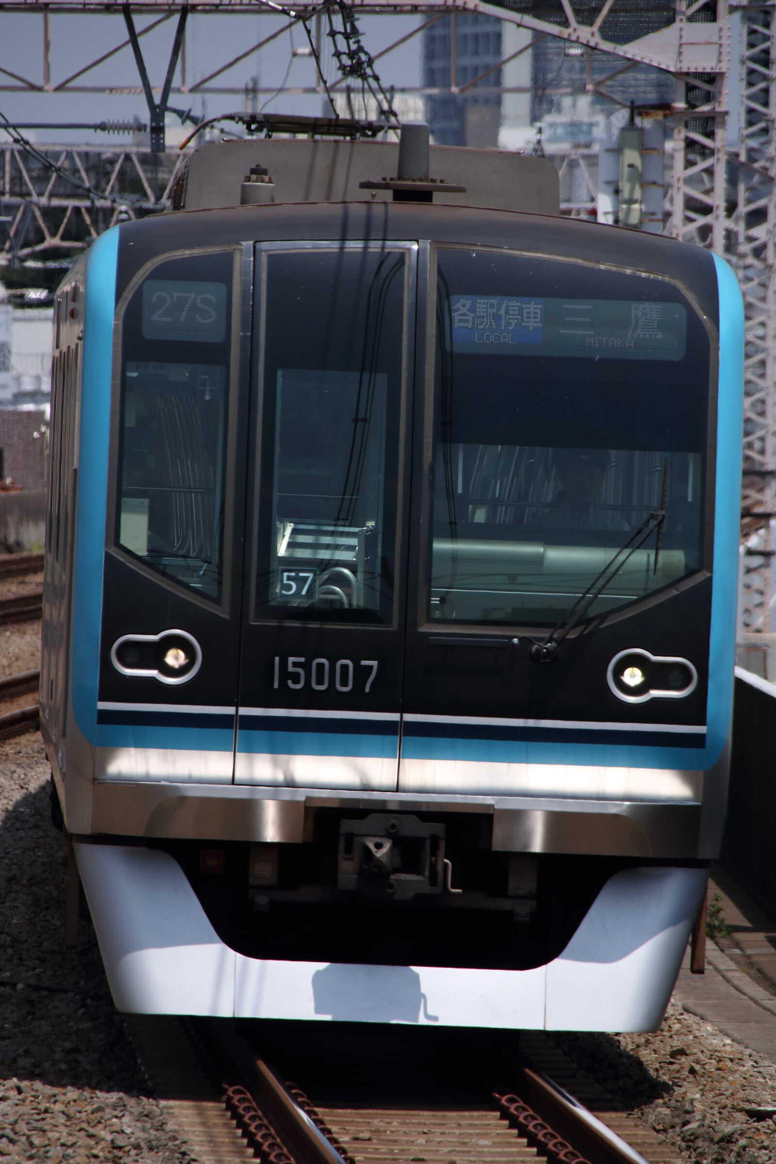 1127Y 東京メトロ15000系 57F