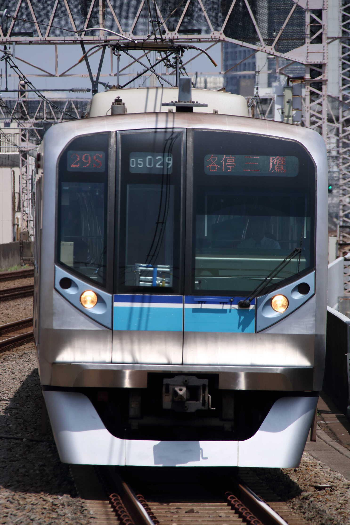 1229Y 営団05系 29F