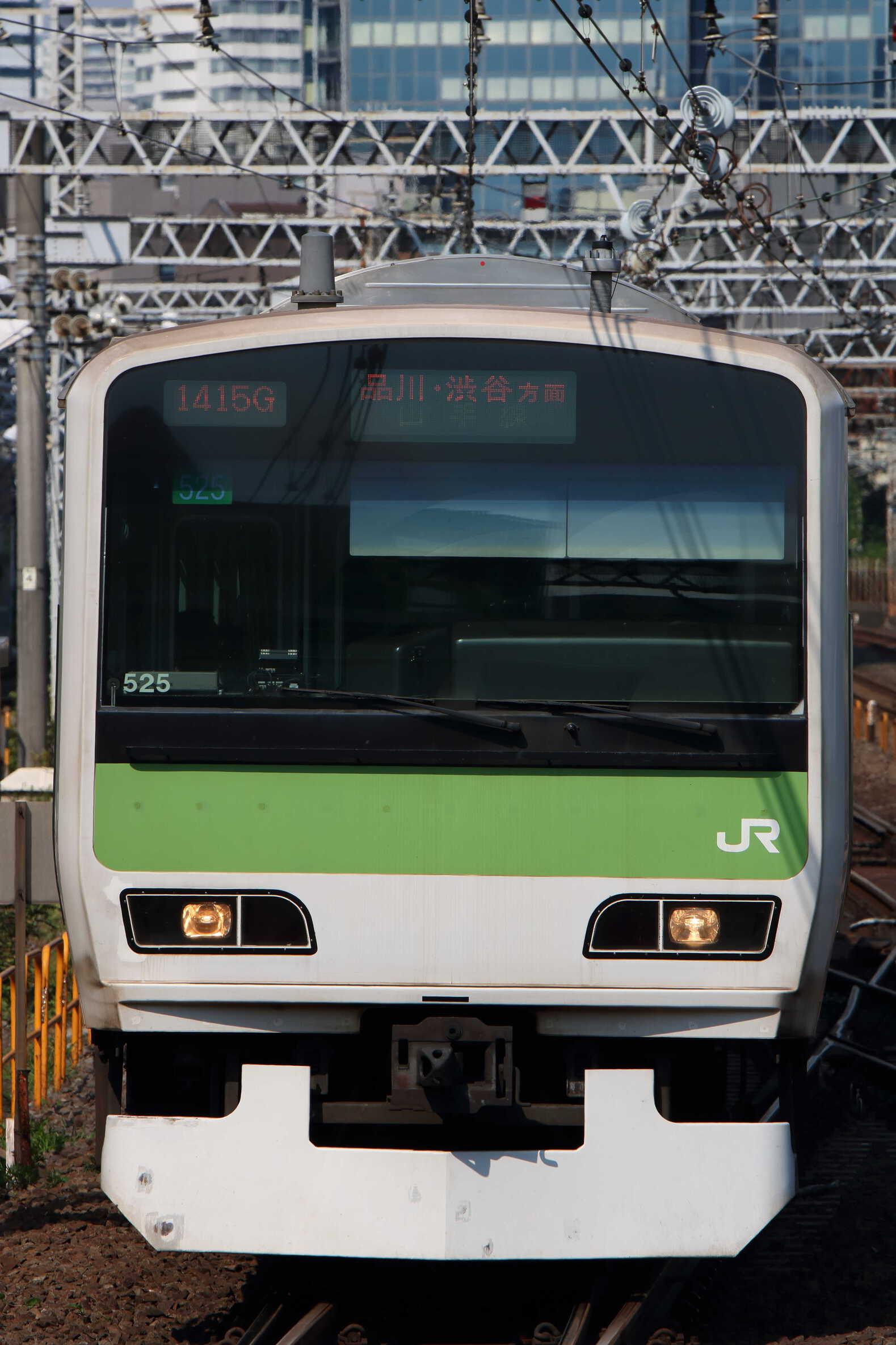 1415G E231系 東トウ525編成