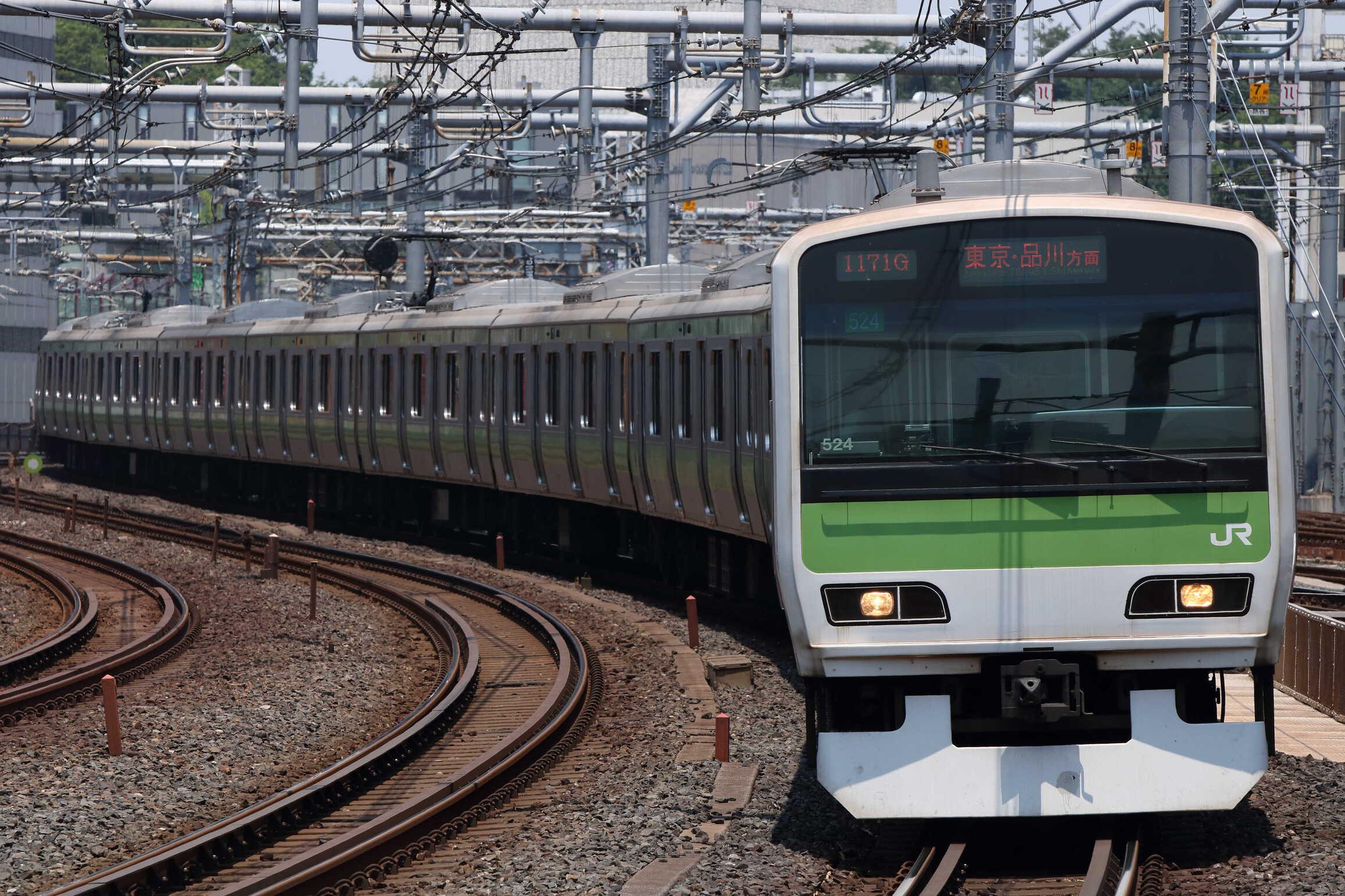 1171G E231系 東トウ524編成