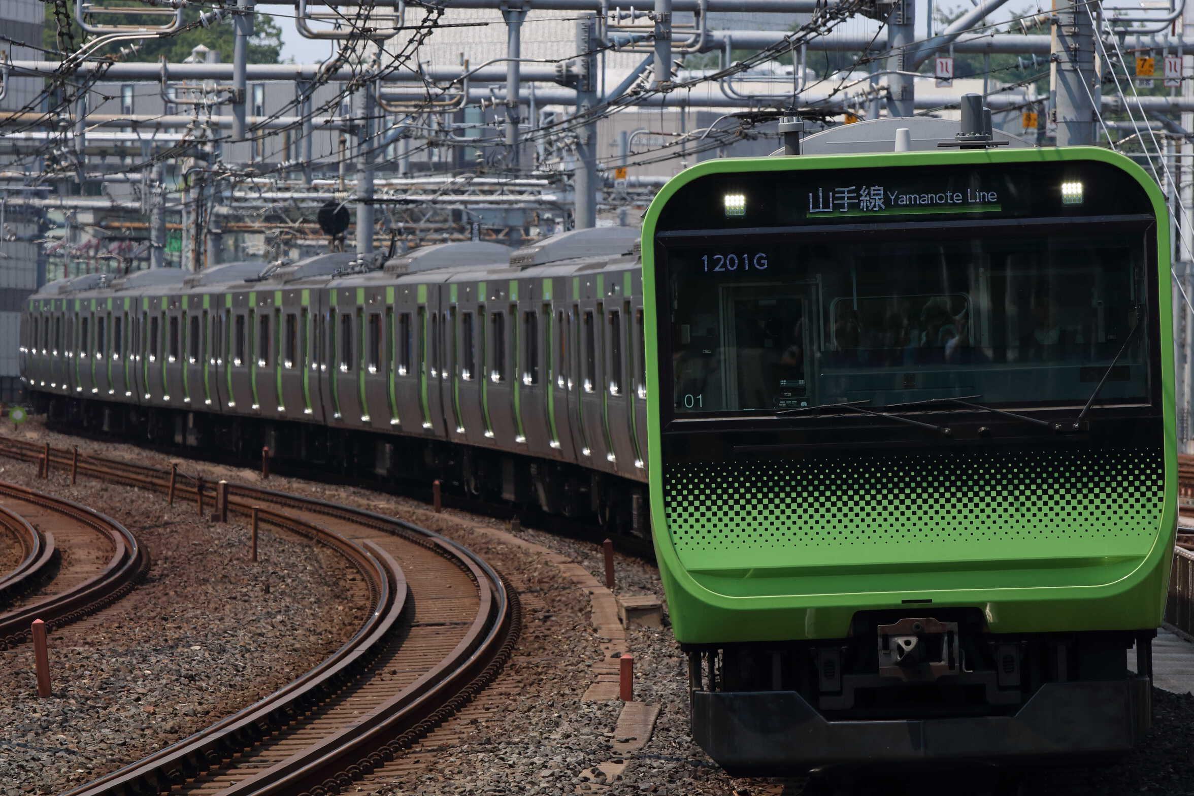 1201G E235系 東トウ01編成