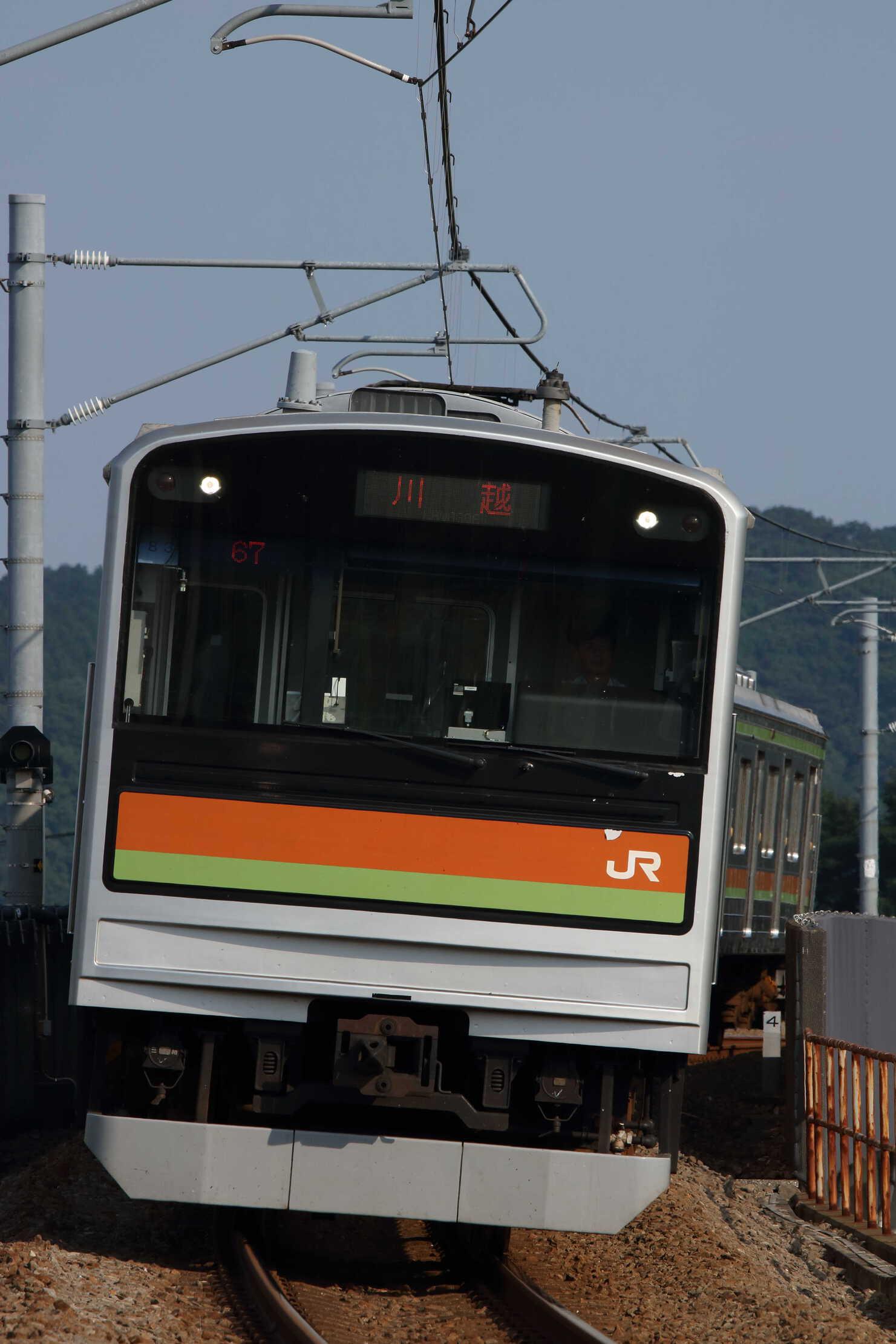 1567E 205系 宮ハエ83編成