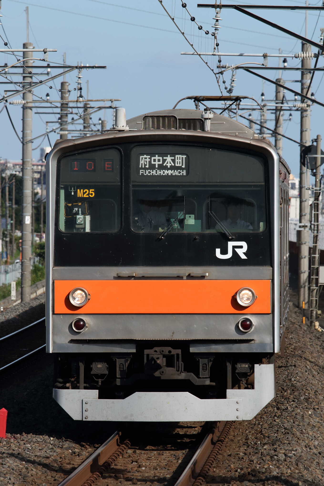 1510E 205系 千ケヨM25編成