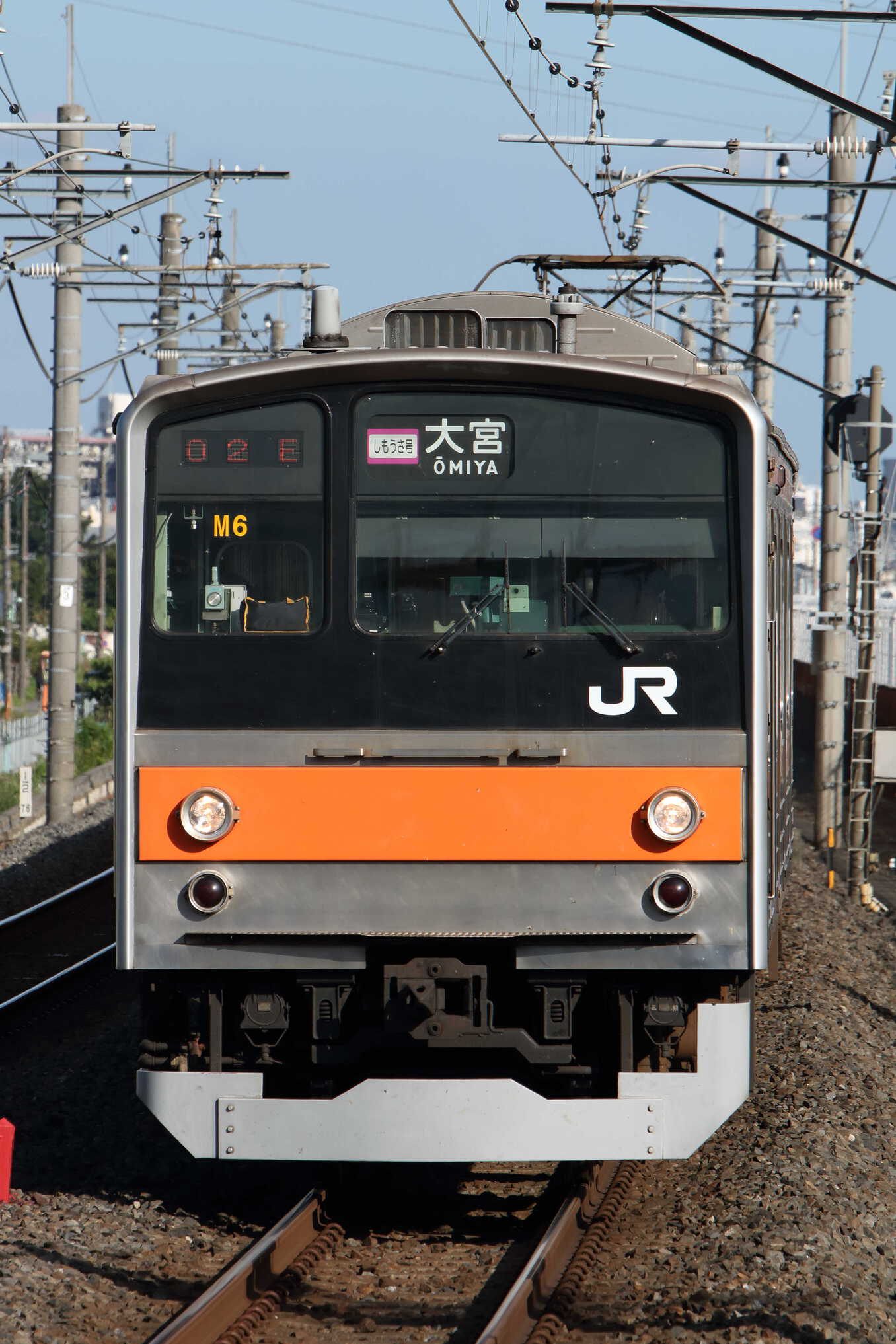 1502E 205系 千ケヨM6編成