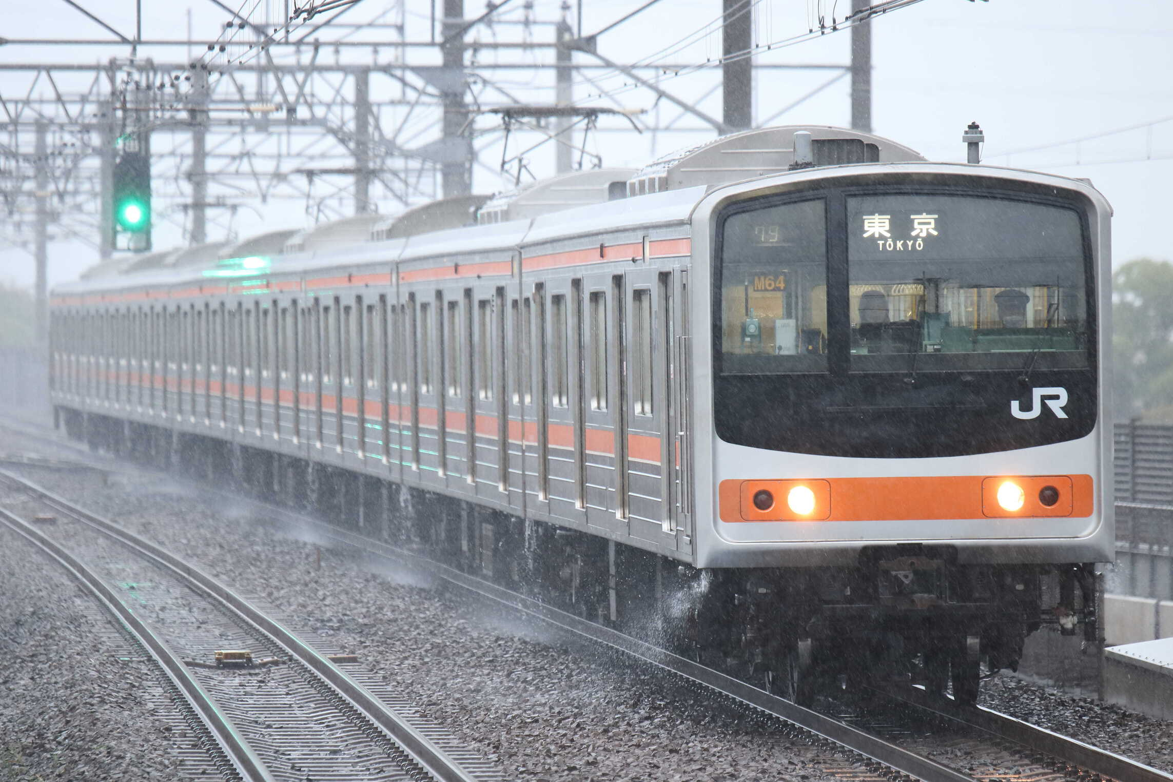 1415E 205系 千ケヨM64編成