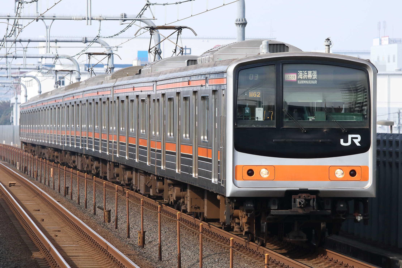 903E 205系 千ケヨM62編成