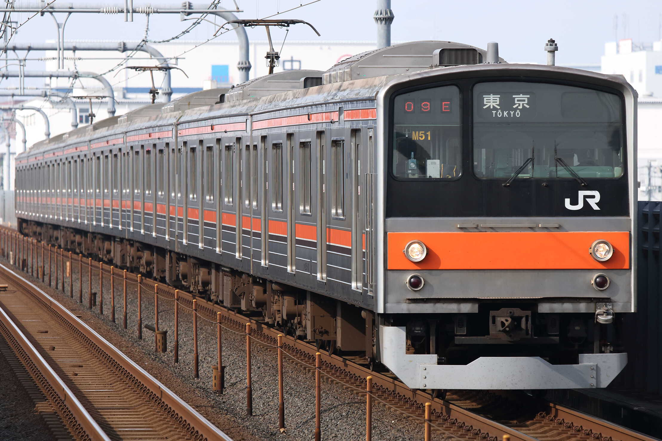 809E 205系 千ケヨM51編成