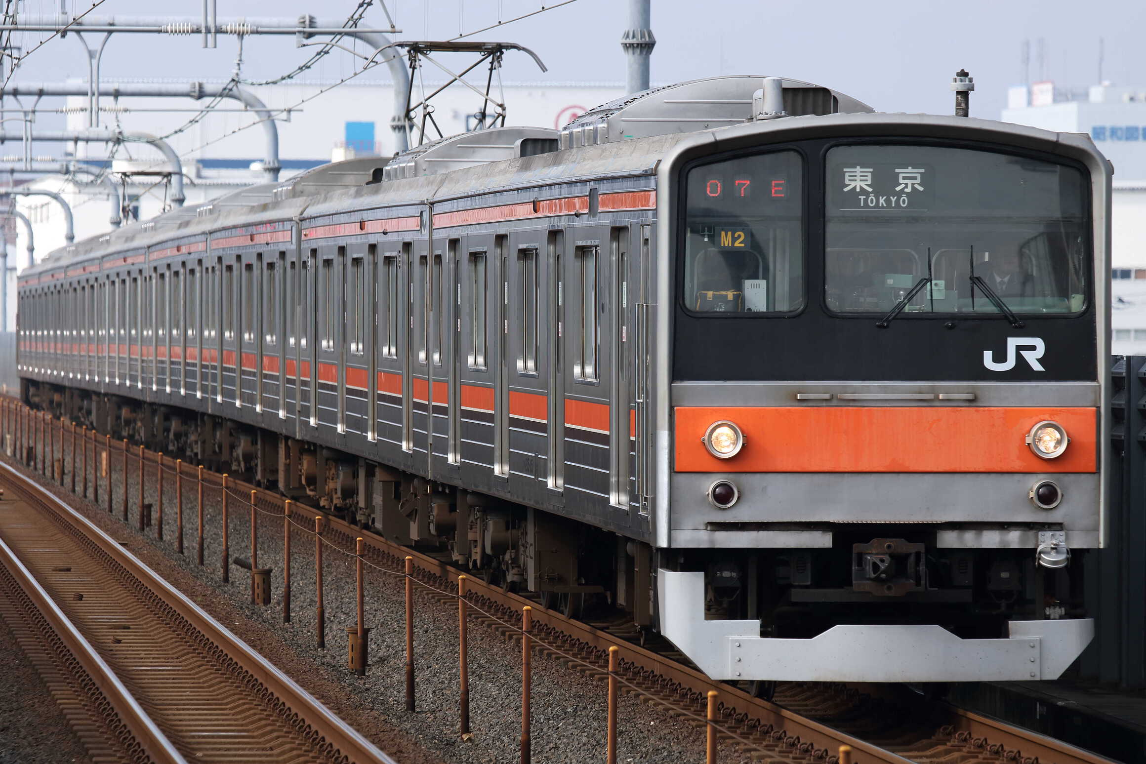 907E 205系 千ケヨM2編成