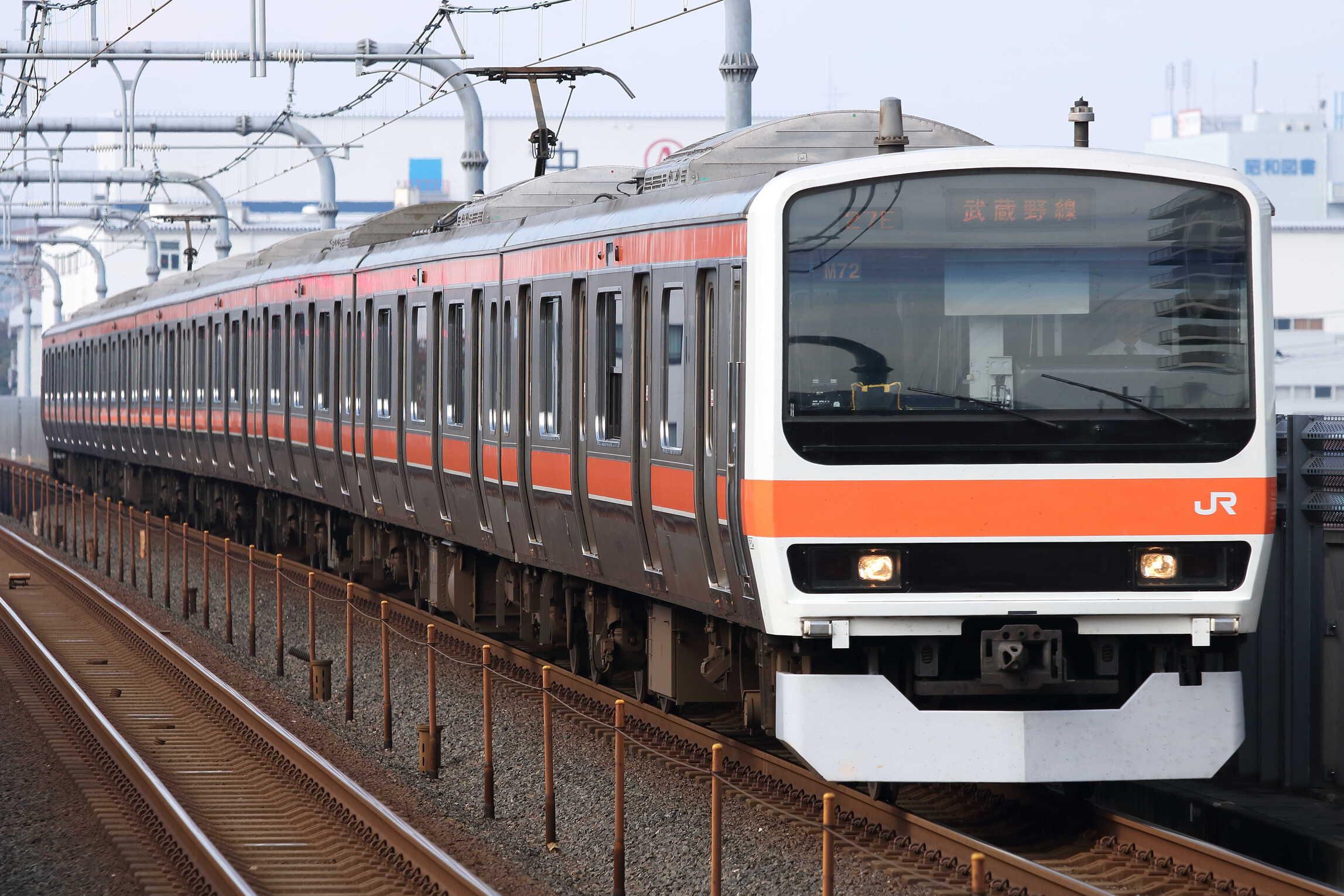 927E 209系 千ケヨM72編成