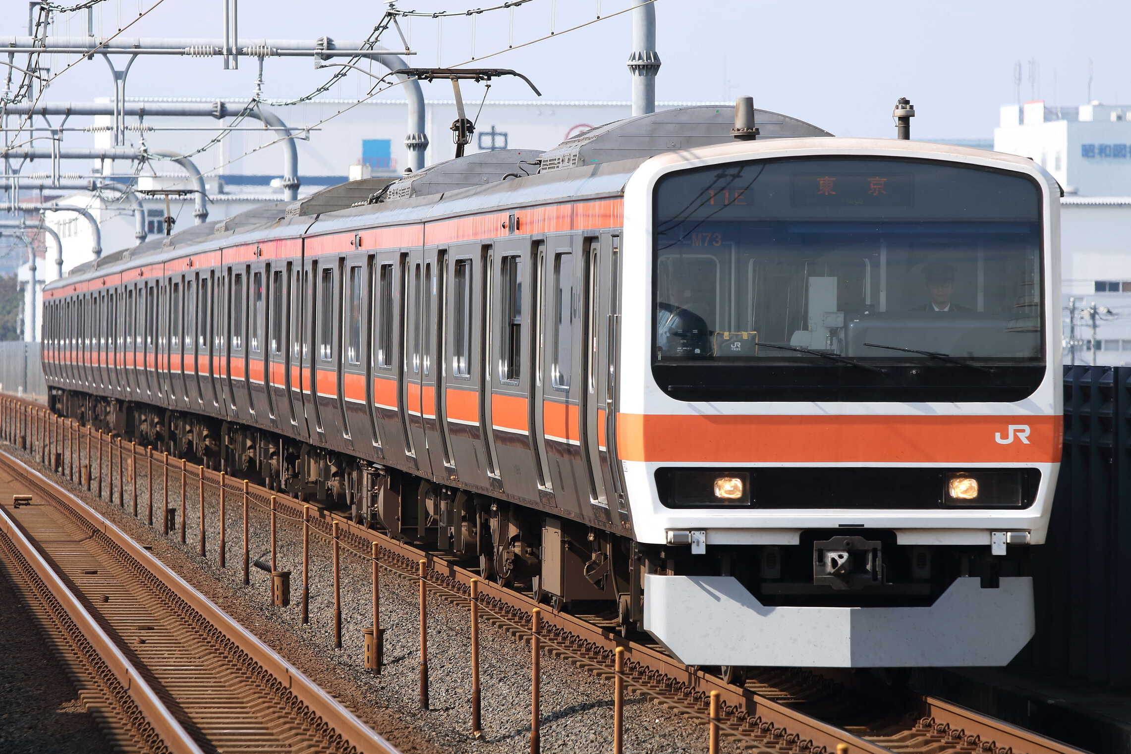 1011E 209系 千ケヨM73編成