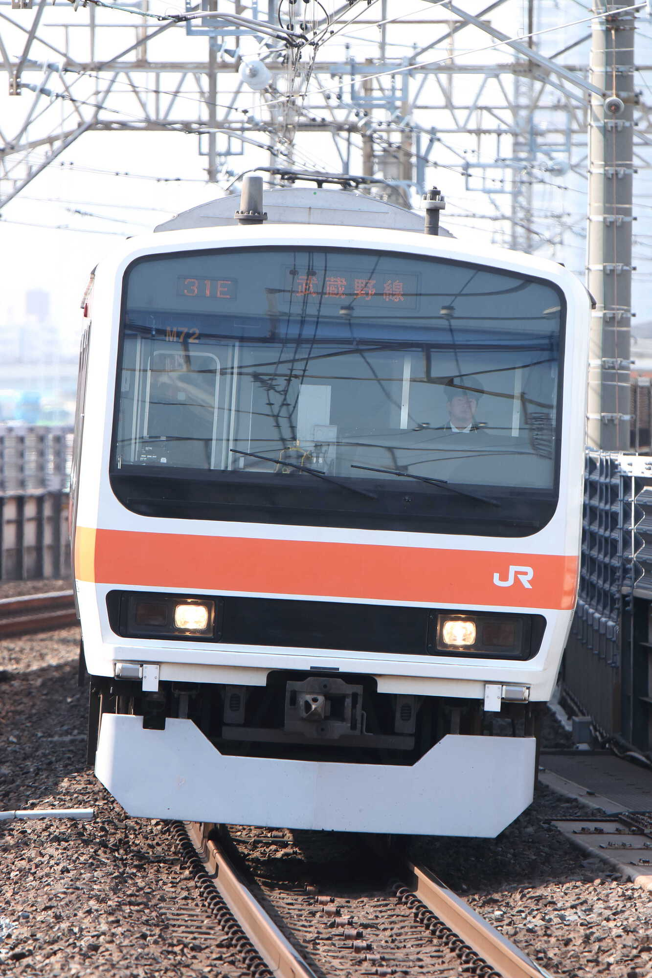 1230E 209系 千ケヨM72編成