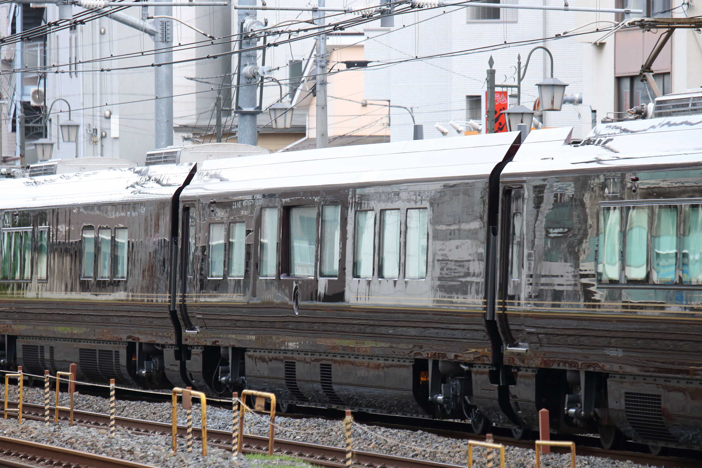 試9541M 検査明け試運転 E655系6両