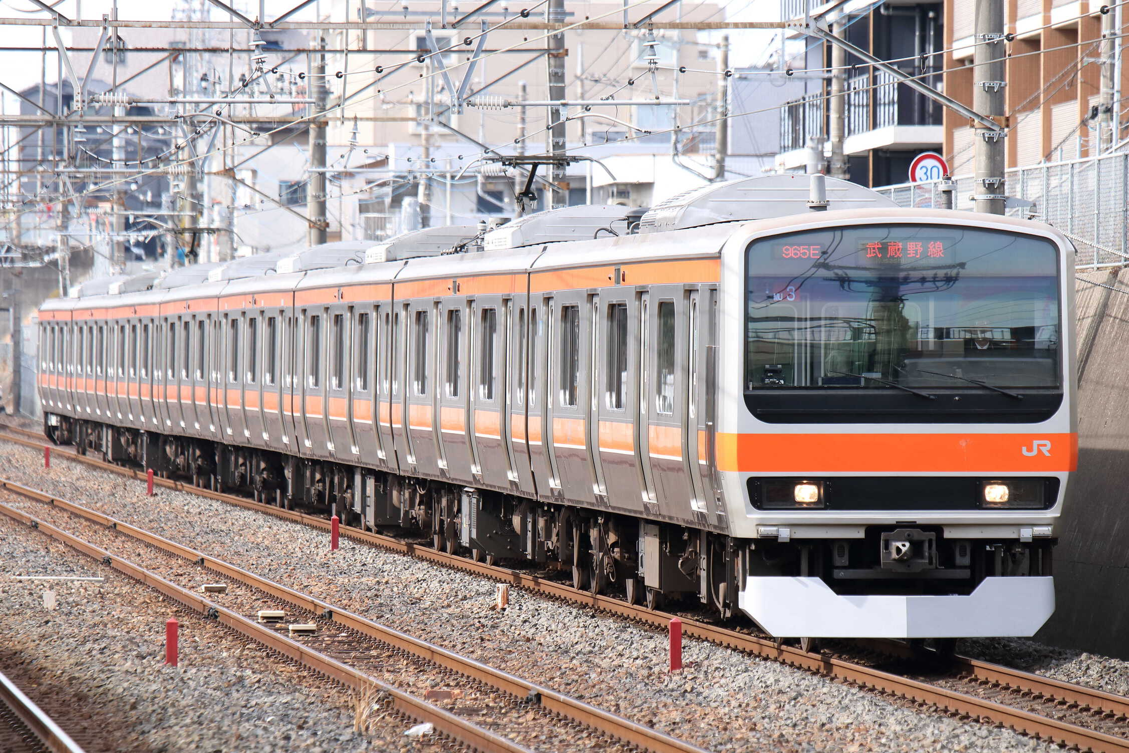 965E E231系 ケヨMU3編成