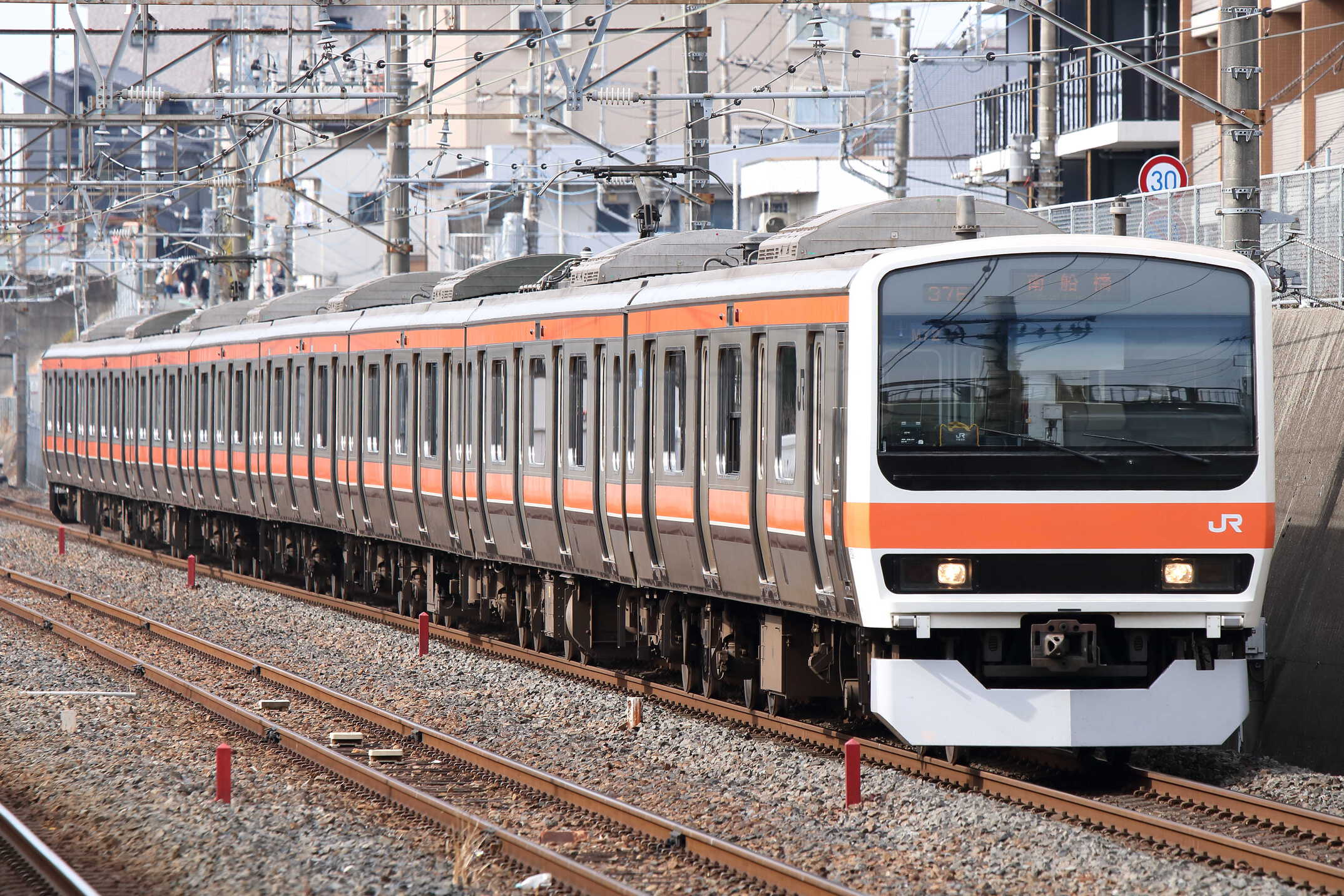 937E 209系 ケヨM72編成